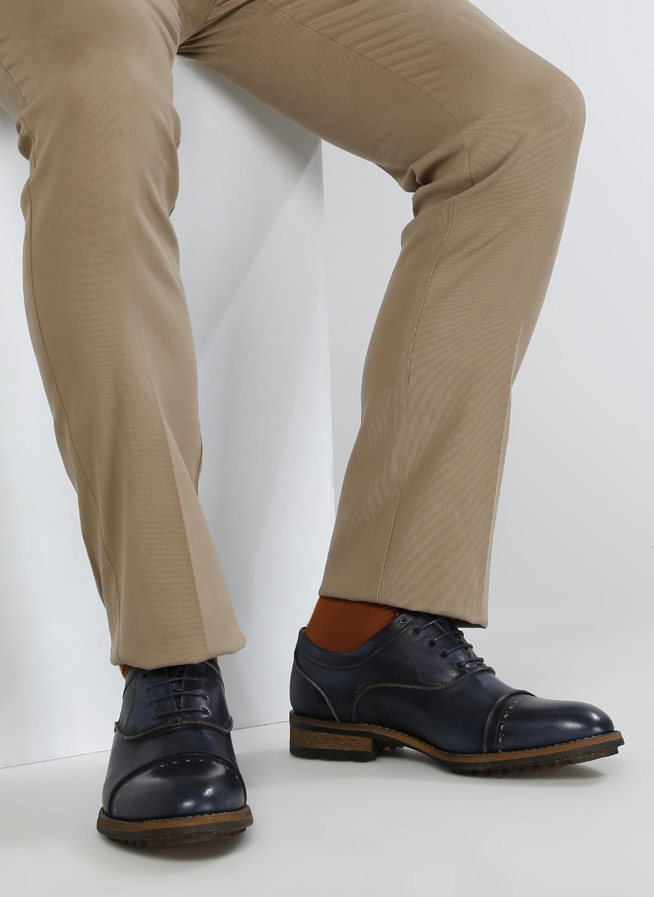 Fabrika Lacivert Klasik Ayakkabı 44 5001916515005 Ürün Resmi