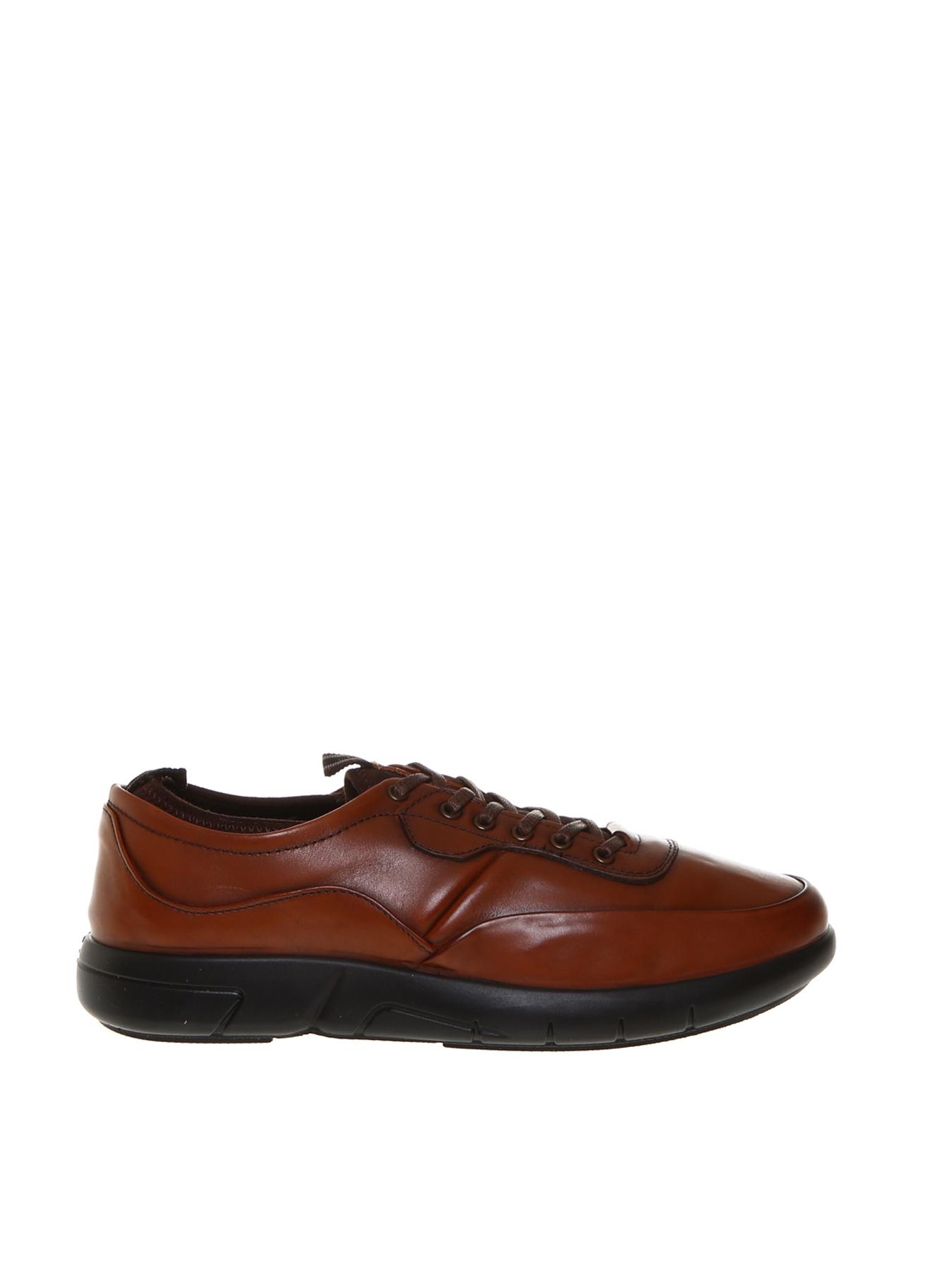 Penford Deri Kahve Günlük Ayakkabı 42 5001916520003 Ürün Resmi