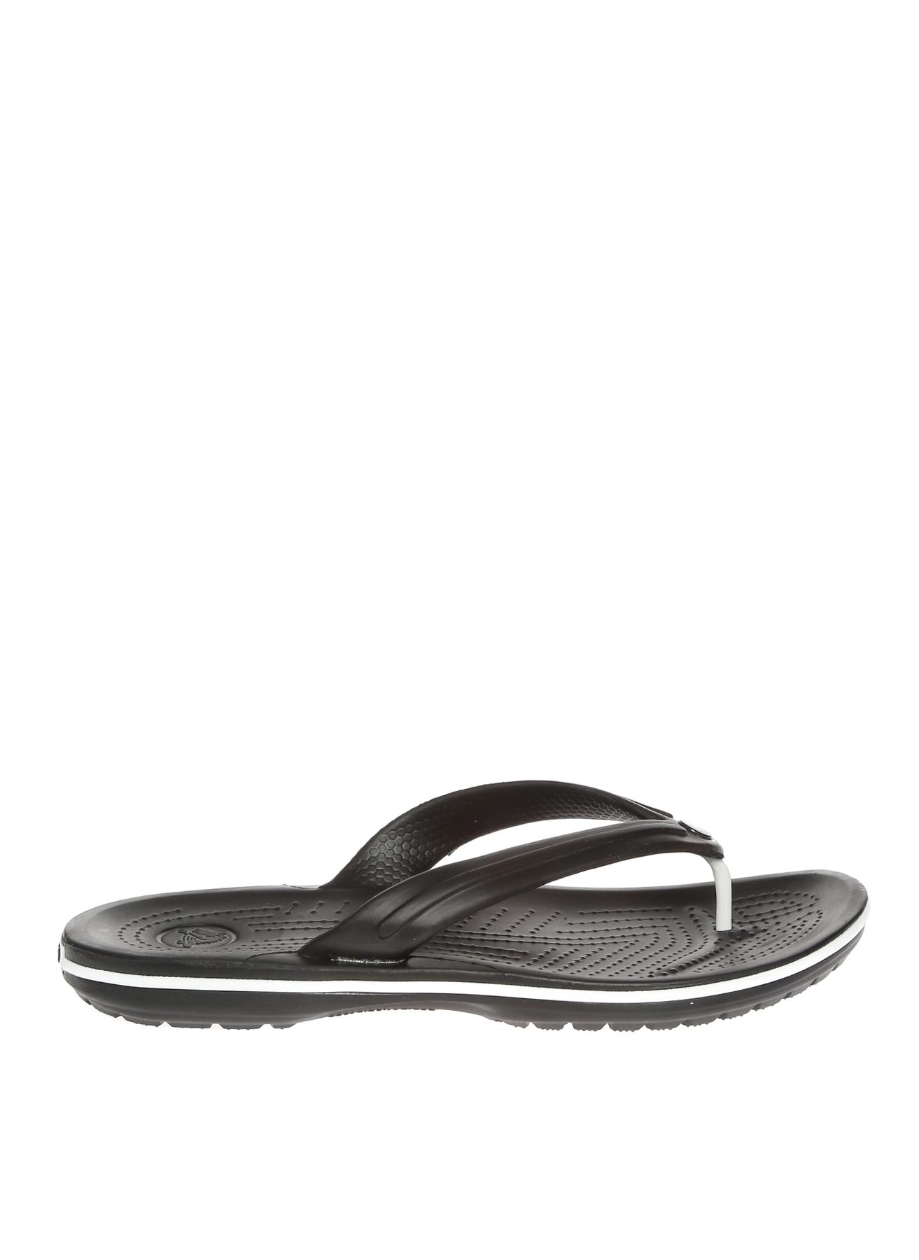 Crocs Parmak Arası Siyah Plaj Terliği 39 5001916636004 Ürün Resmi