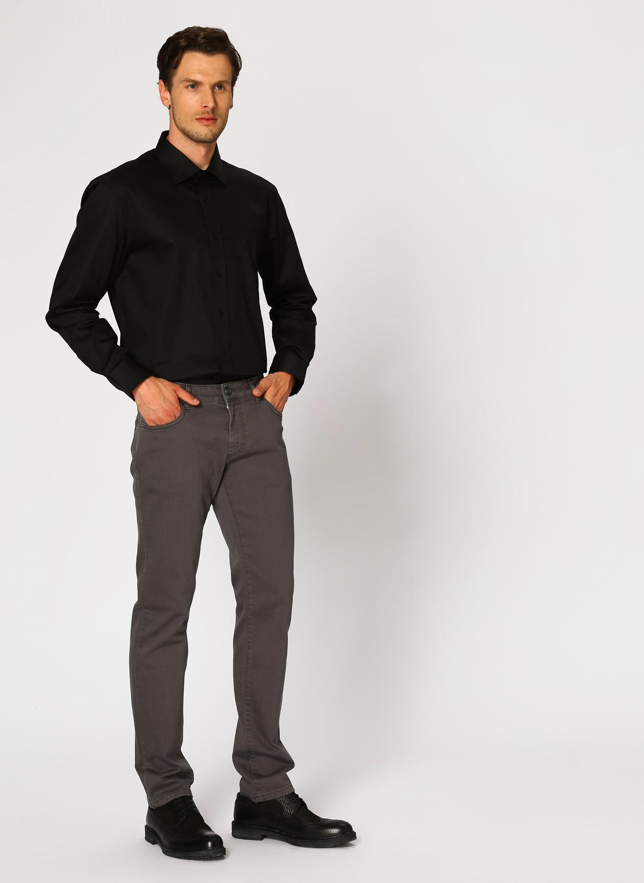 George Hogg Antrasit Klasik Pantolon 5001918285001 Ürün Resmi