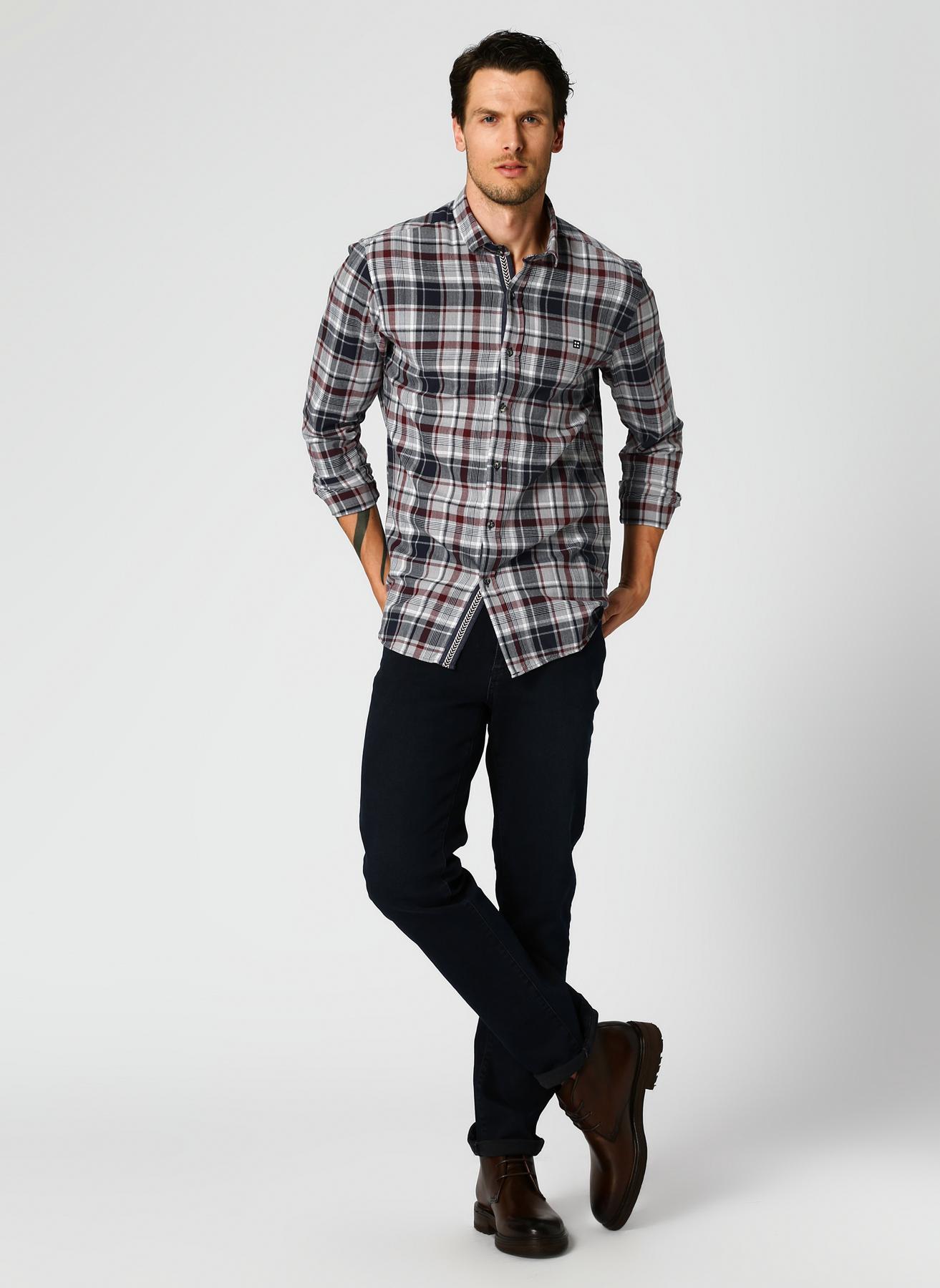 George Hogg Lacivert Denim Pantolon 5001918318001 Ürün Resmi