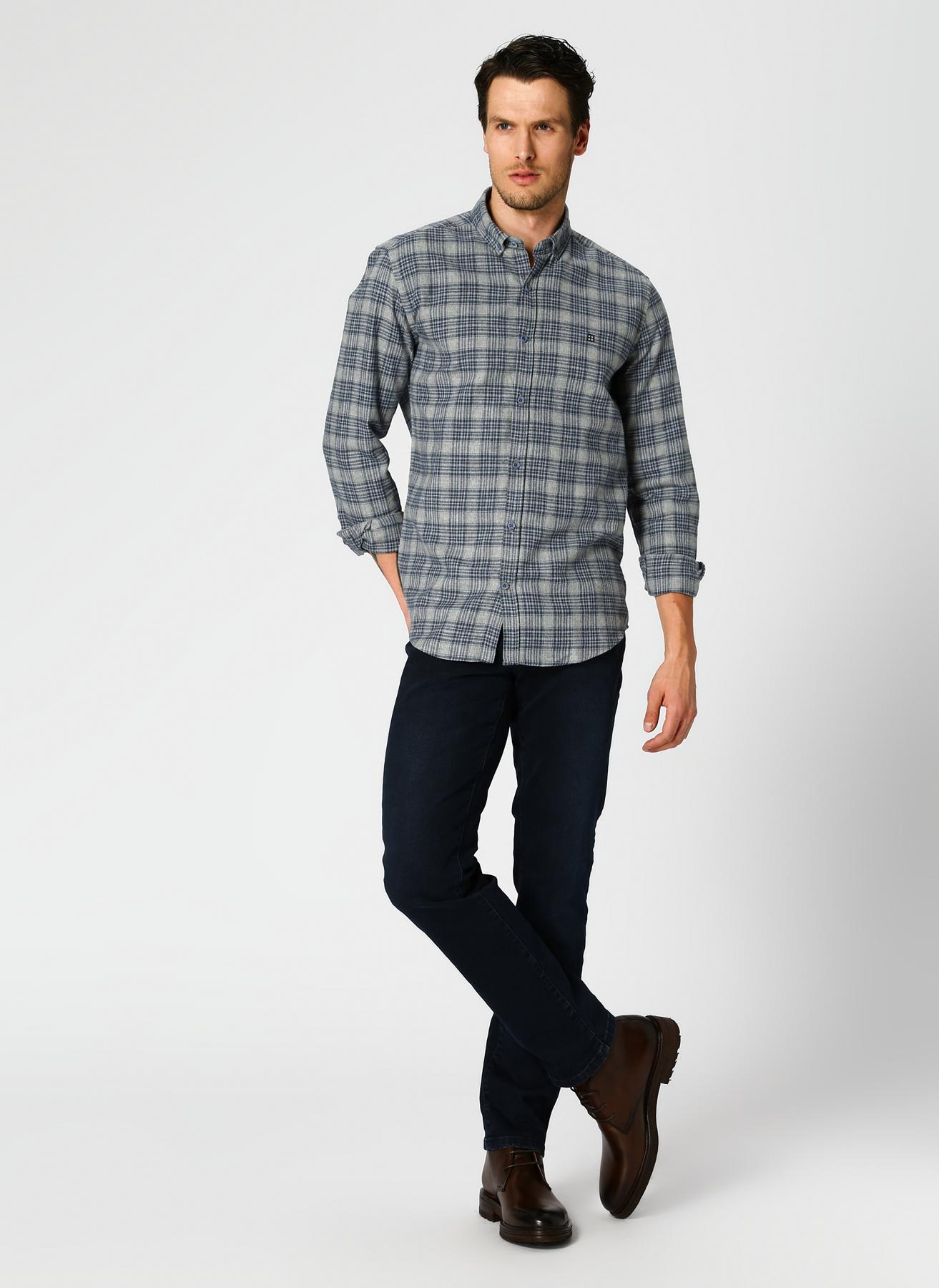 George Hogg Lacivert Denim Pantolon 5001918322001 Ürün Resmi