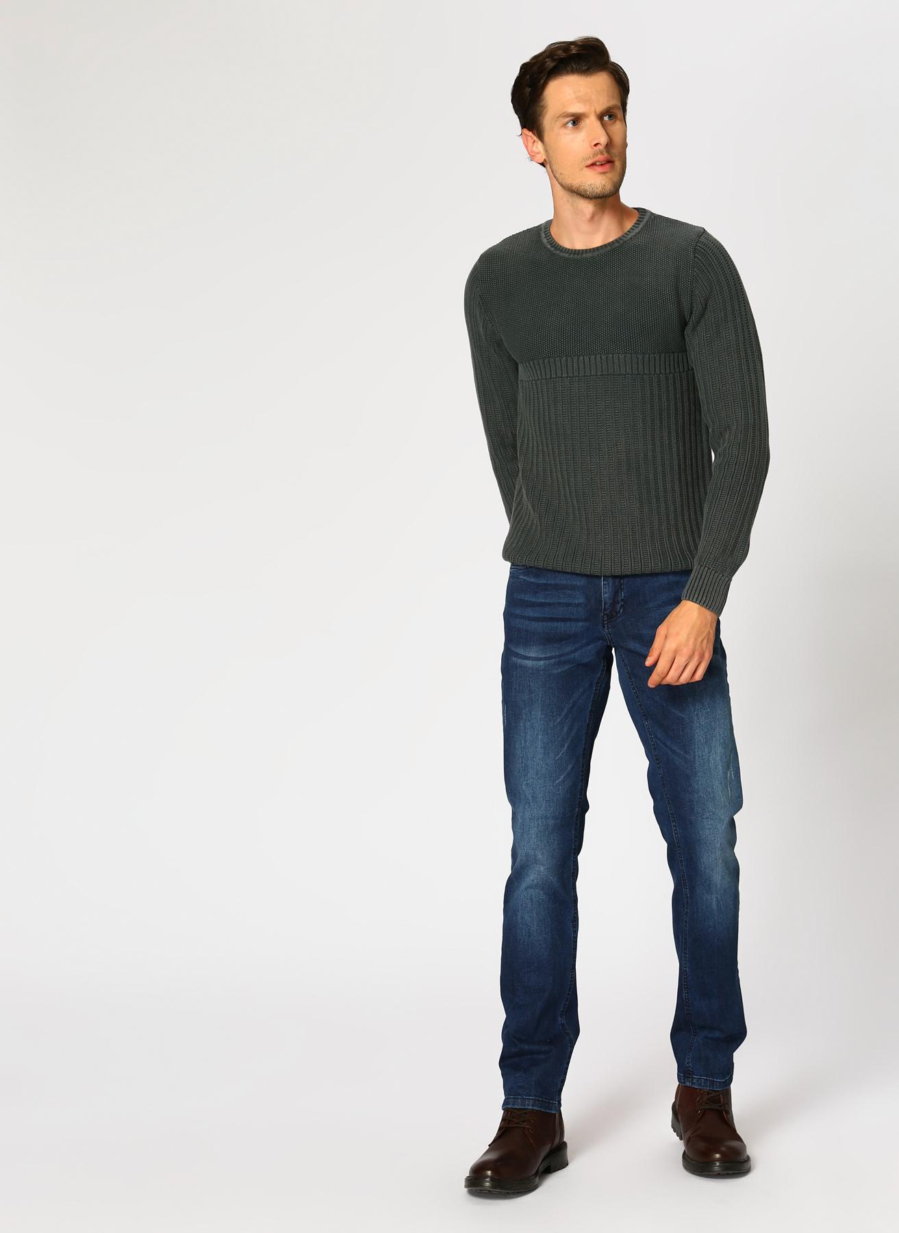 George Hogg Koyu Lacivert Gömlek 5001918343001 Ürün Resmi