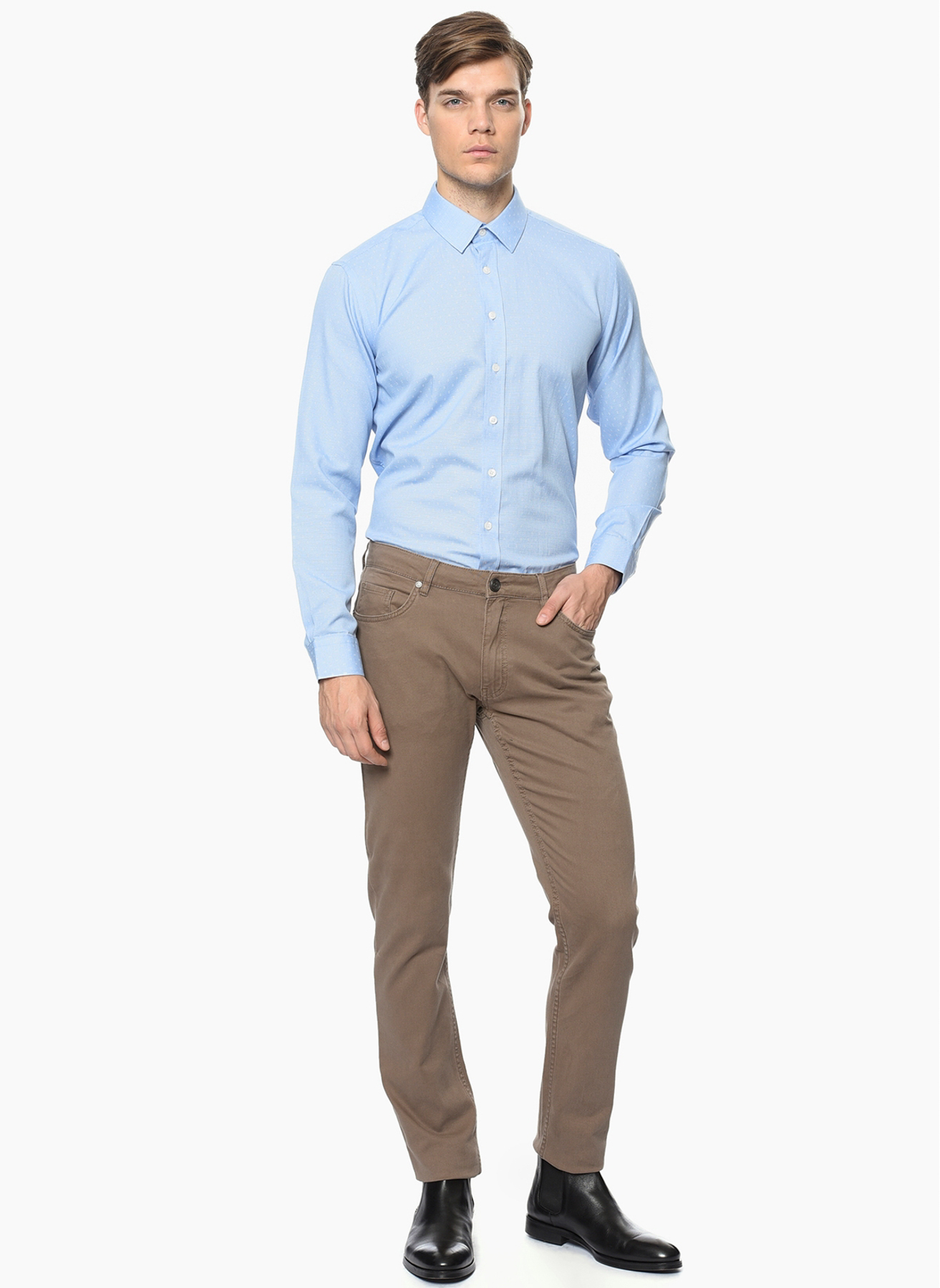 George Hogg Vizon Klasik Pantolon 31 5001918364002 Ürün Resmi