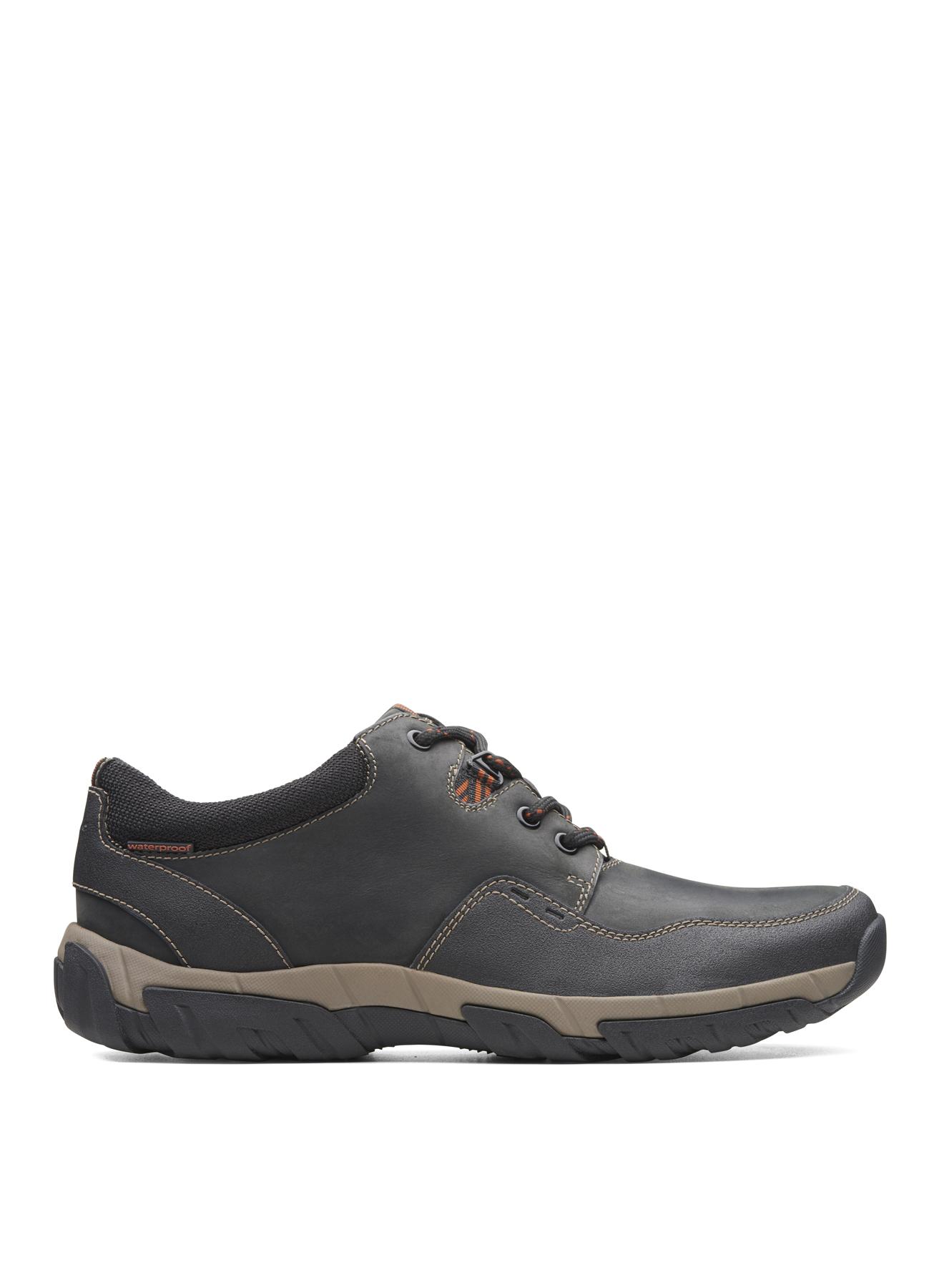 Clarks Erkek Deri Siyah Günlük Ayakkabı 43 5001922656006 Ürün Resmi