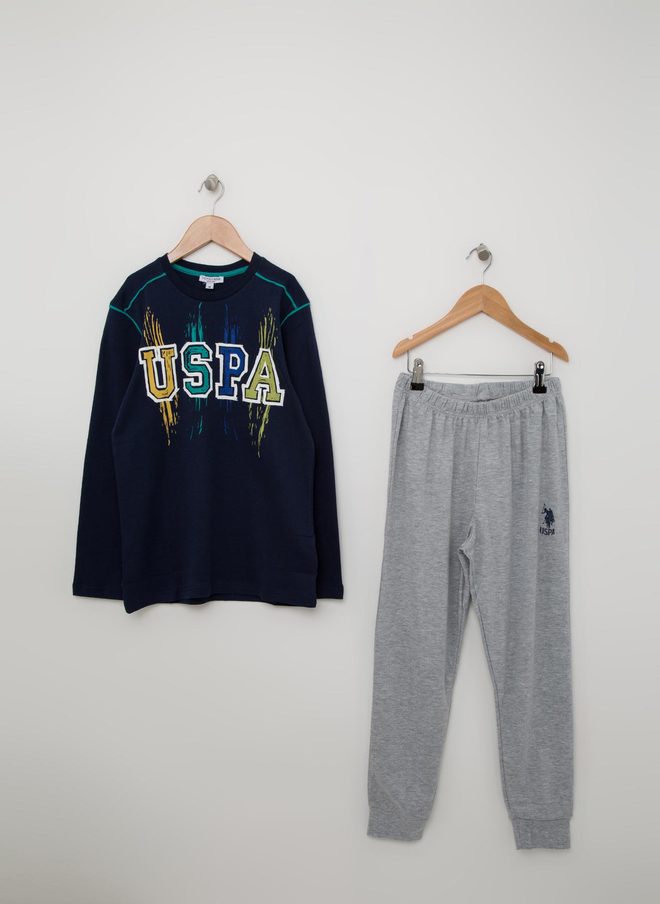 U.S. Polo Assn. Pijama Takımı 14 Yaş 5001946958003 Ürün Resmi
