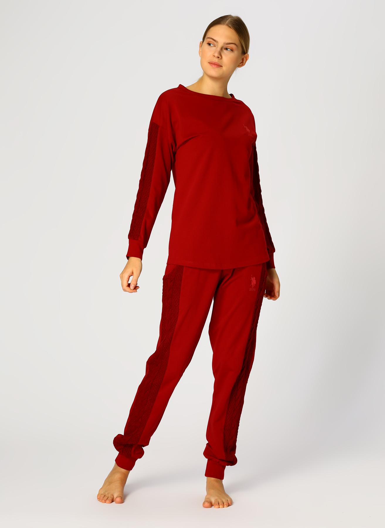 U.S. Polo Assn. Pijama Takımı S 5001947062005 Ürün Resmi