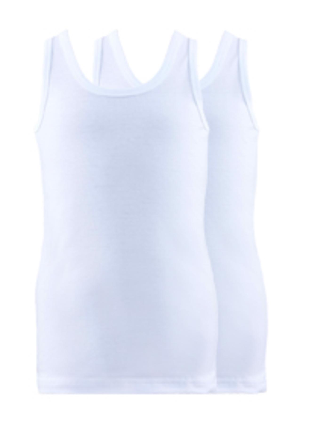 140 cm Beyaz Blackspade 2'li Erkek Çocuk İç Giyim Atlet 5001955005003 Ev & &Fanila