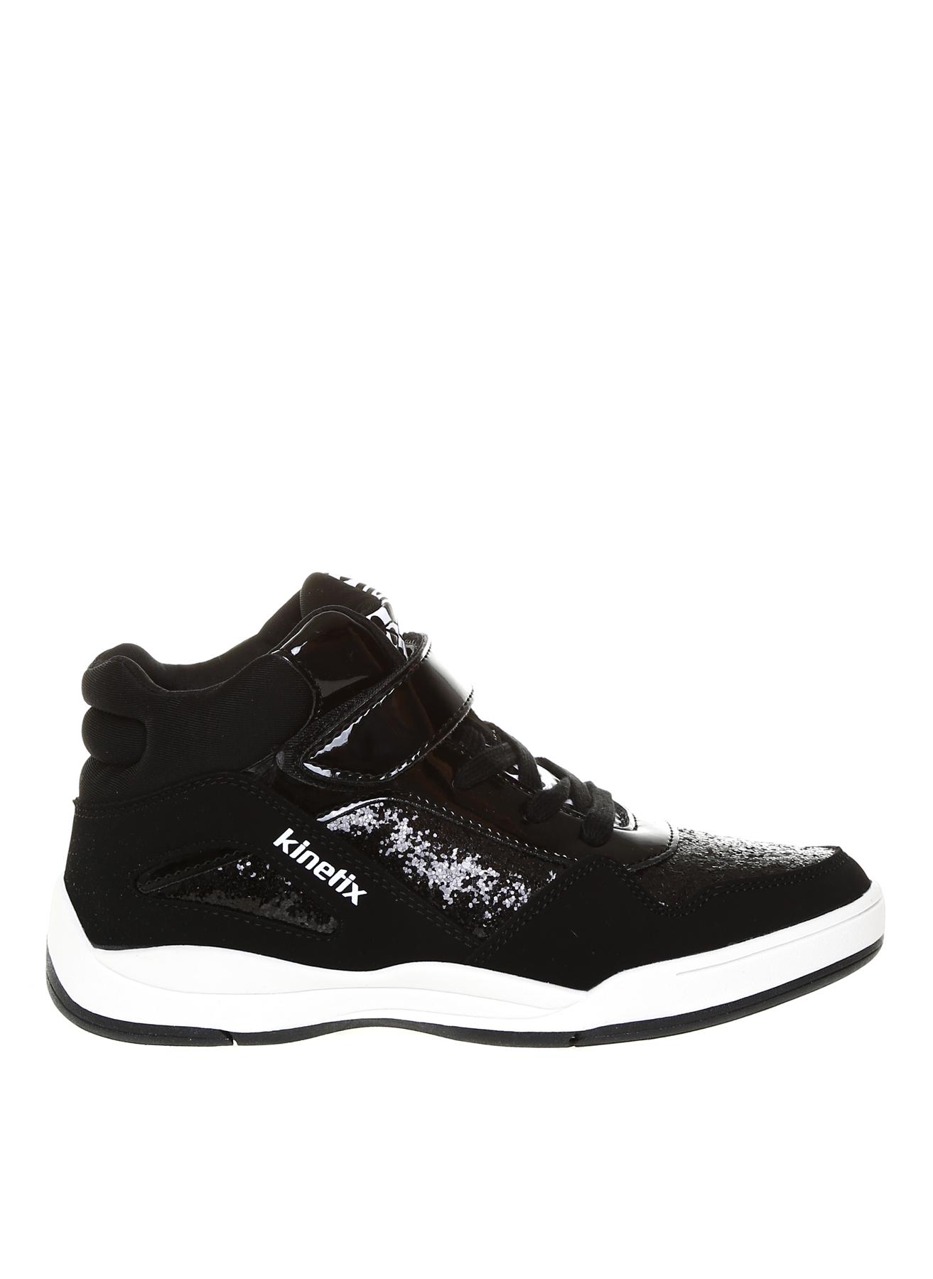 Kinetix Siyah-Beyaz Yürüyüş Ayakkabısı 30 5002027183001 Ürün Resmi