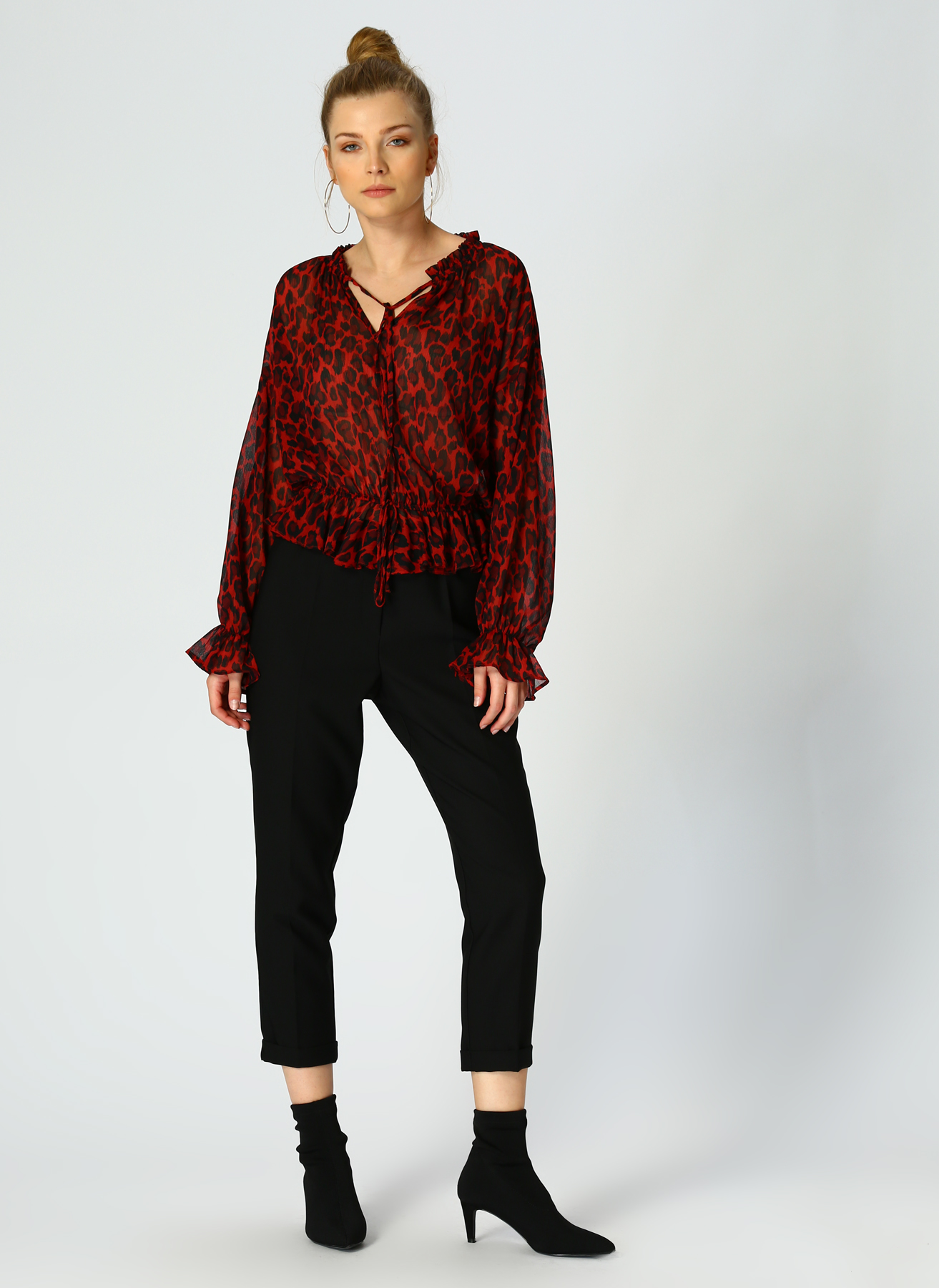 Random Klasik Siyah Pantolon 46 5002300636007 Ürün Resmi