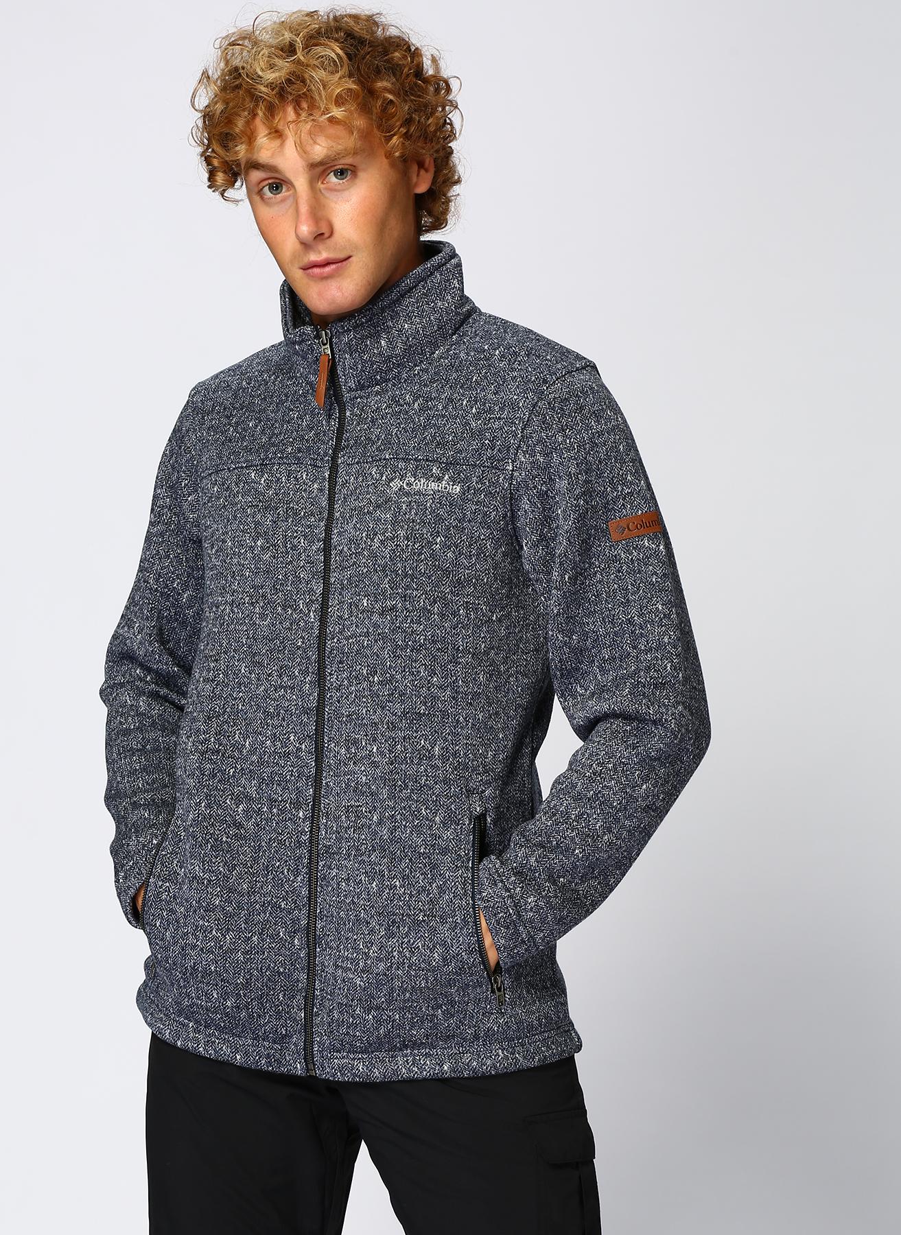 Columbia Em0021 Boubioz™ Fleece Polar Sweatshırt M 5002301939002 Ürün Resmi