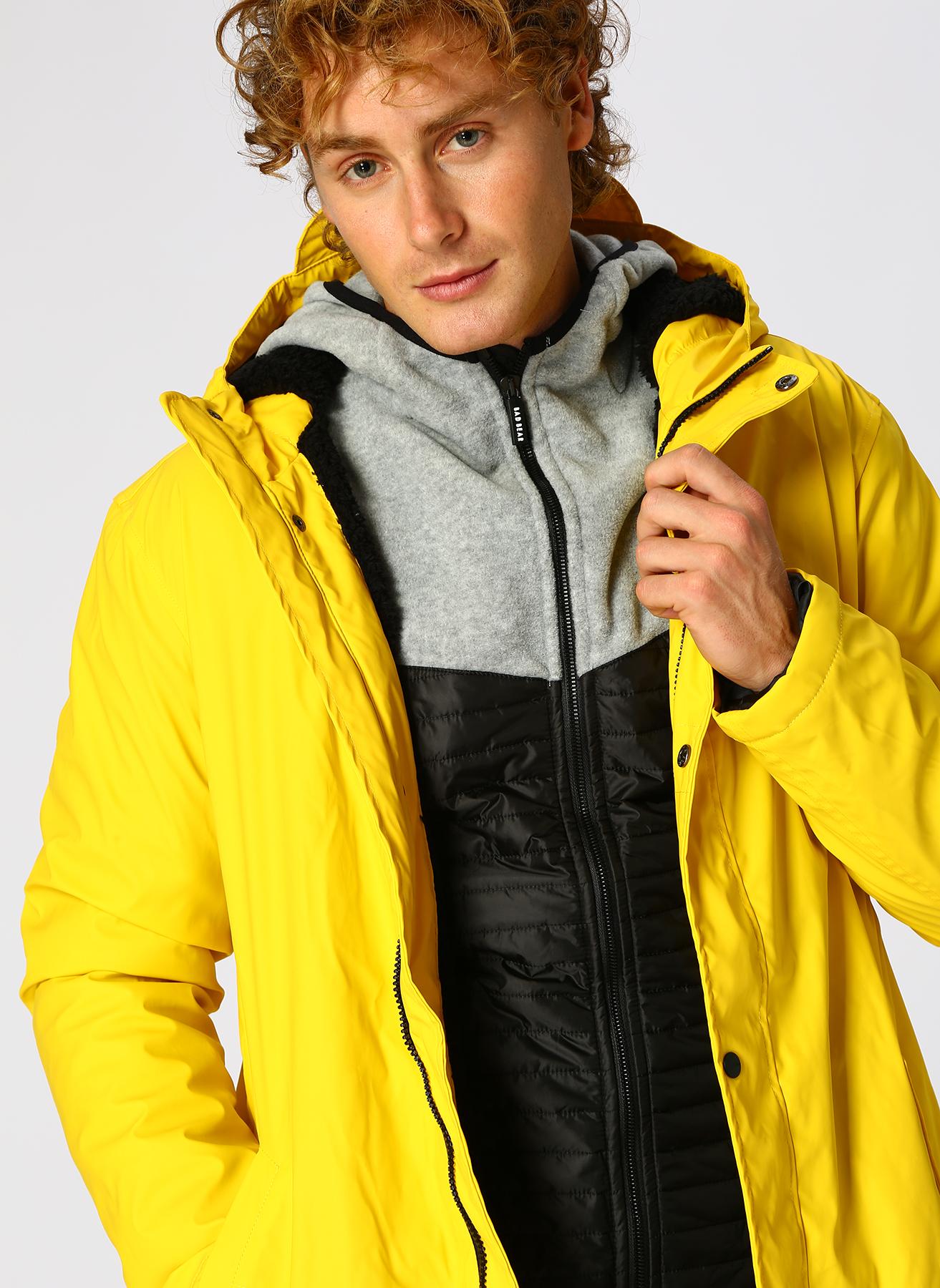 Only & Sons Sarı Mont XL 5002303181004 Ürün Resmi