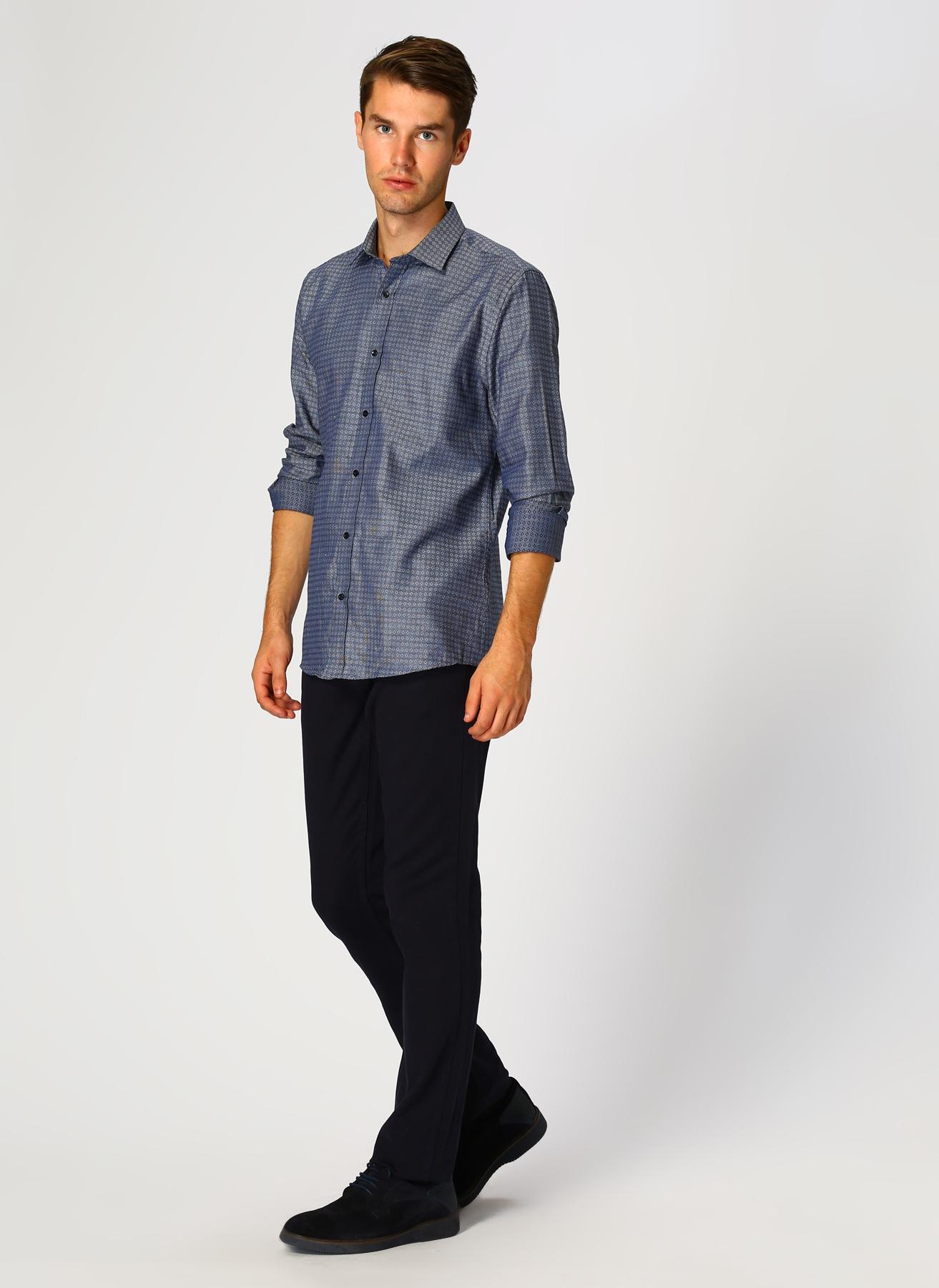 George Hogg Lacivert Klasik Pantolon 31-33 5002303426001 Ürün Resmi
