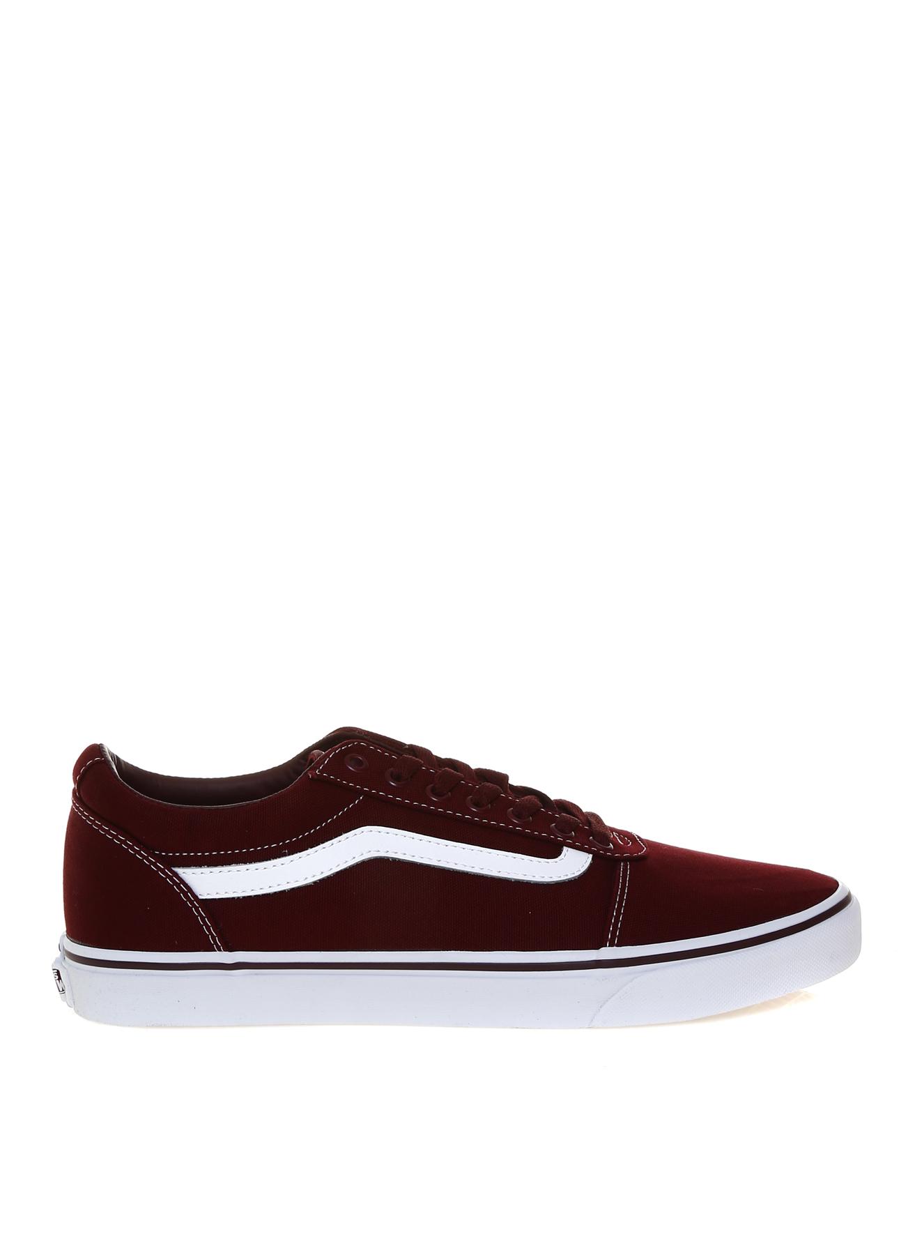 10cb025c515f9 41 Bordo Vans Vn0A38Dm8J71 Mn Ward Lifestyle Ayakkabı 5002305545002 & Çanta  Erkek Sneaker