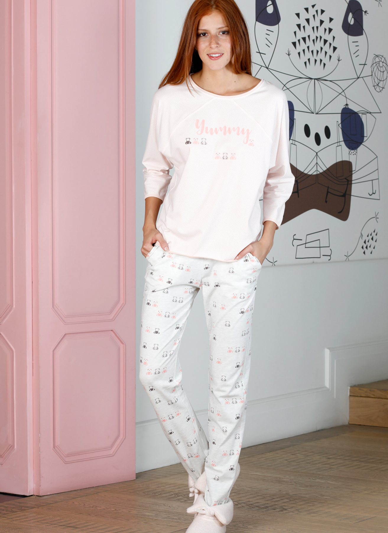 Hays Pijama Takımı XS 5002305959005 Ürün Resmi