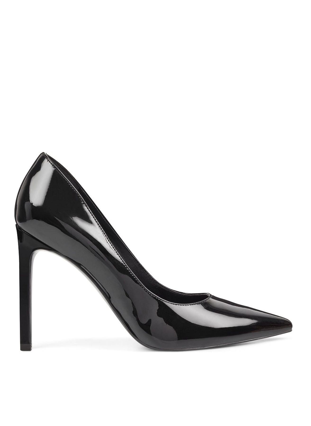 Nine West Sivri Burun Siyah Topuklu Ayakkabı 38 5002312138001 Ürün Resmi