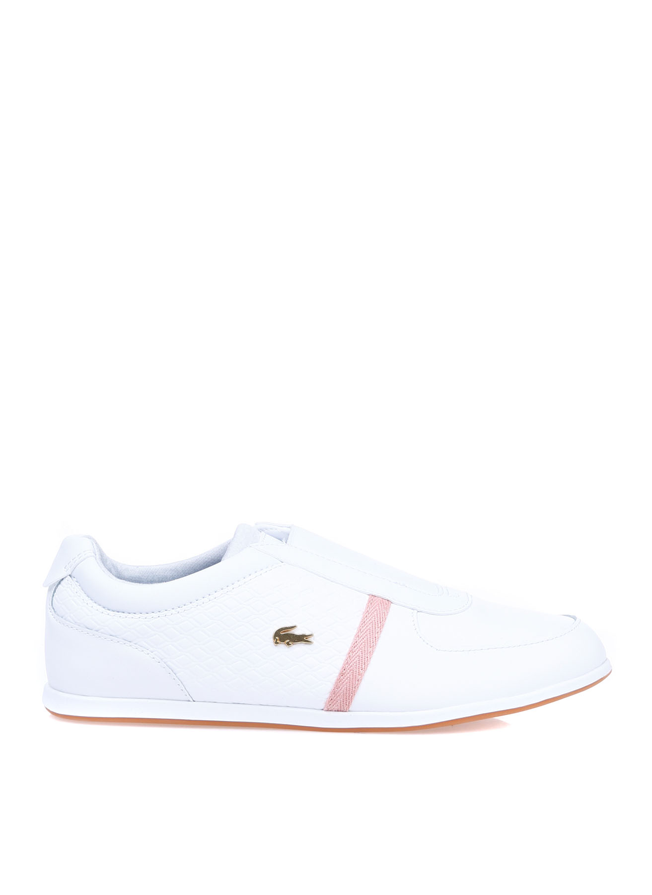 Lacoste Kadın Deri Beyaz Sneaker 38 5002312546003 Ürün Resmi