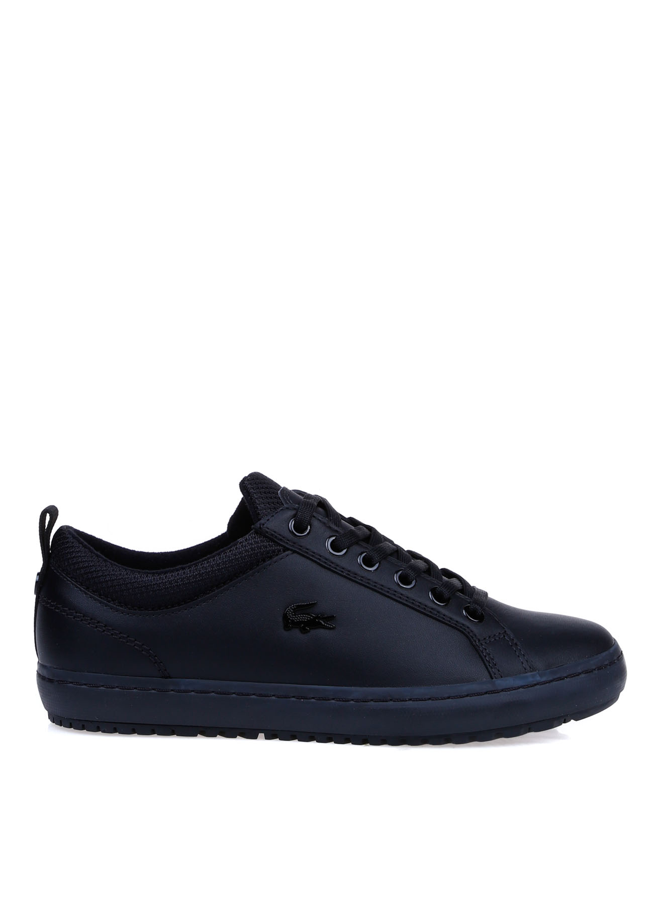 Lacoste Erkek Deri Lacivert Sneaker 38 5002312555003 Ürün Resmi
