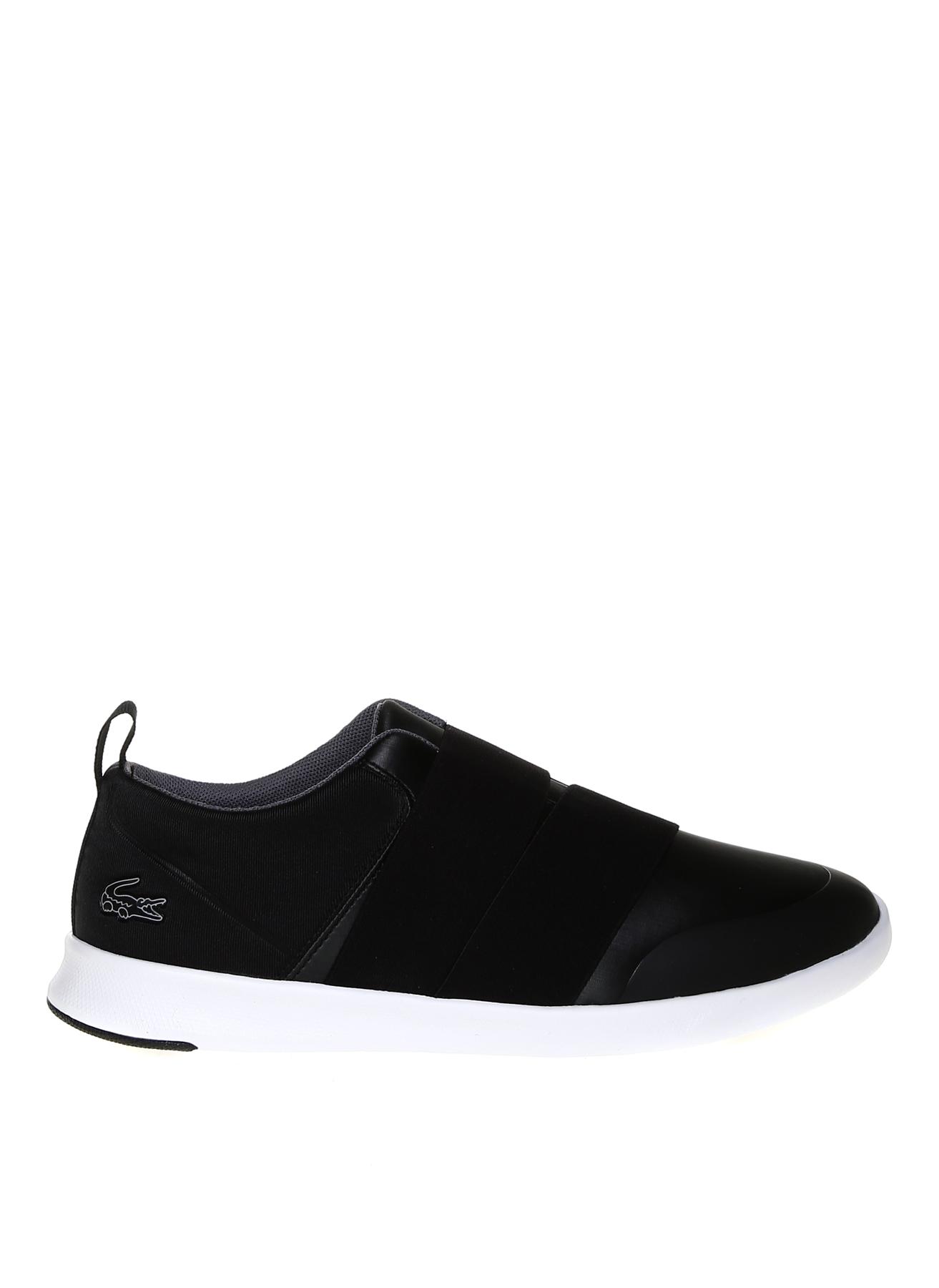 Lacoste Bantlı Siyah Lifestyle Ayakkabı 37 5002312557002 Ürün Resmi