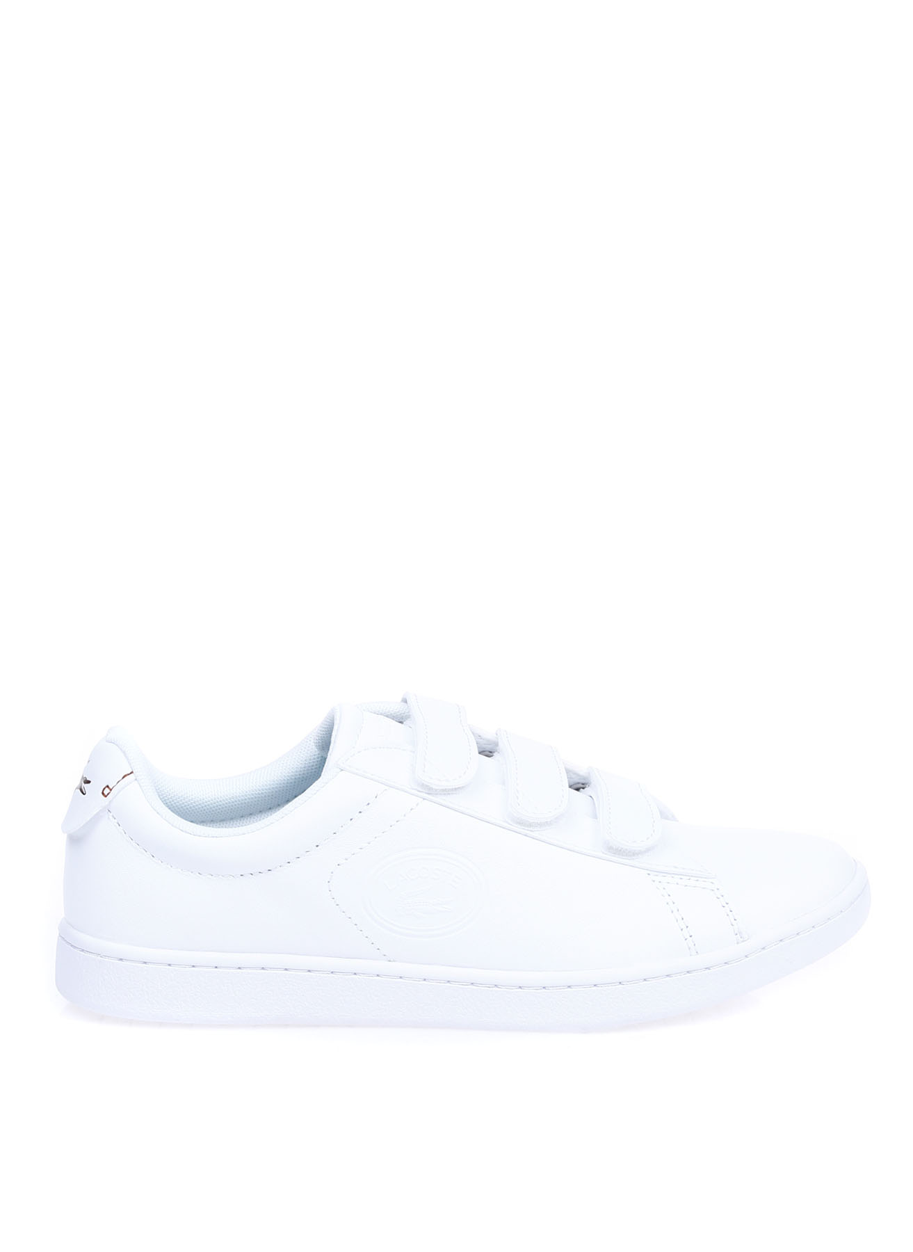 Lacoste Kadın Deri Beyaz Sneaker 39 5002312564004 Ürün Resmi