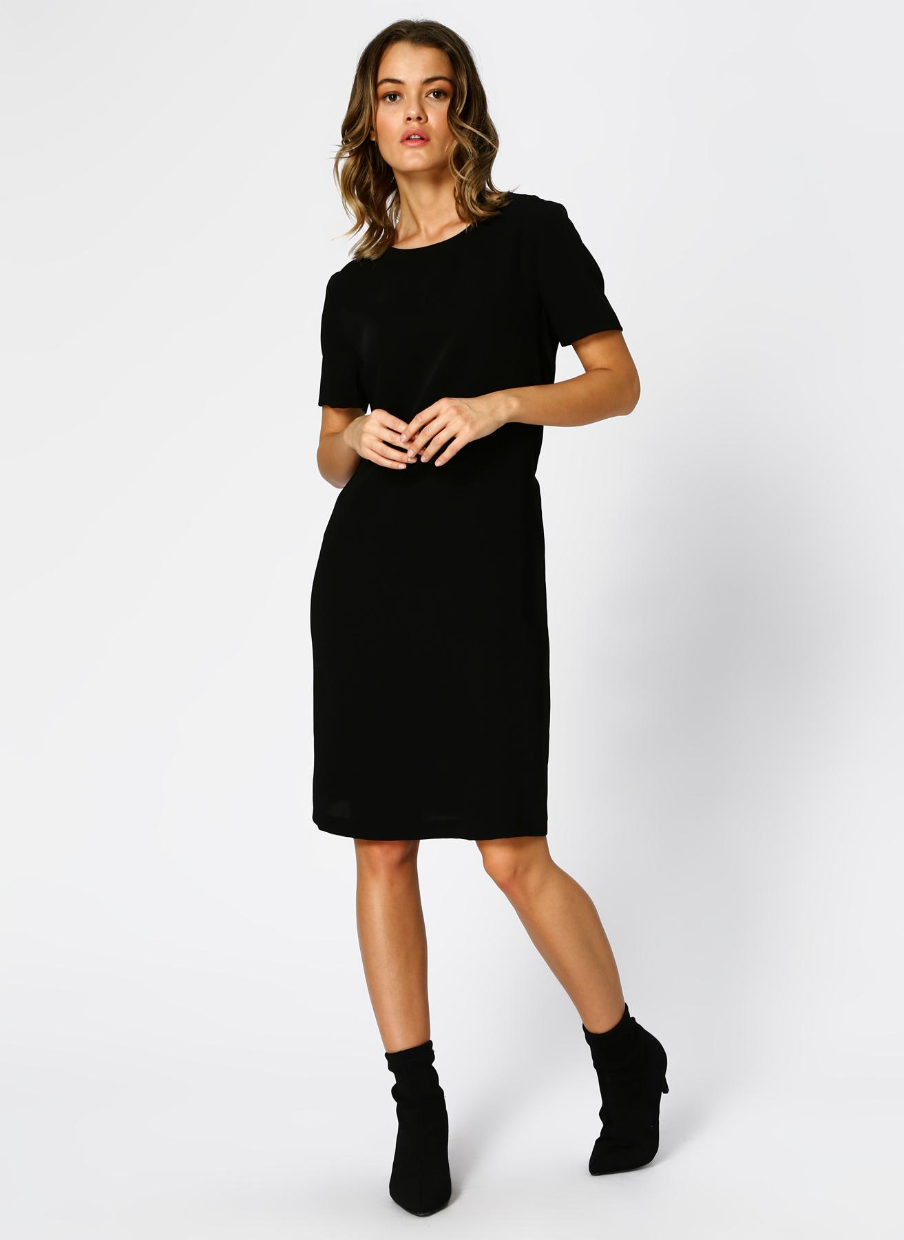 Pierre Cardin Siyah Elbise 44 5002313190005 Ürün Resmi