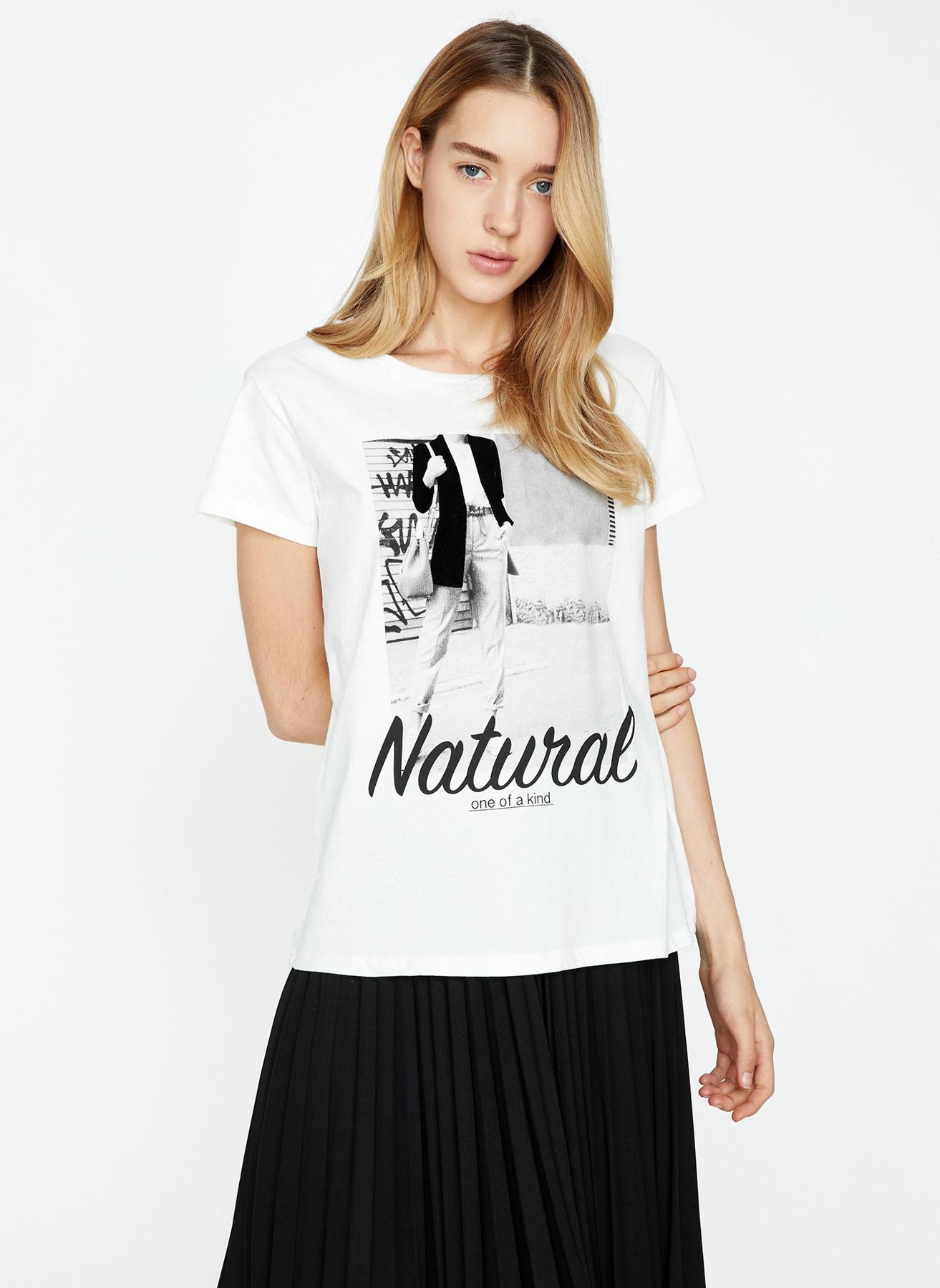 Koton T-Shirt S 5002314160003 Ürün Resmi