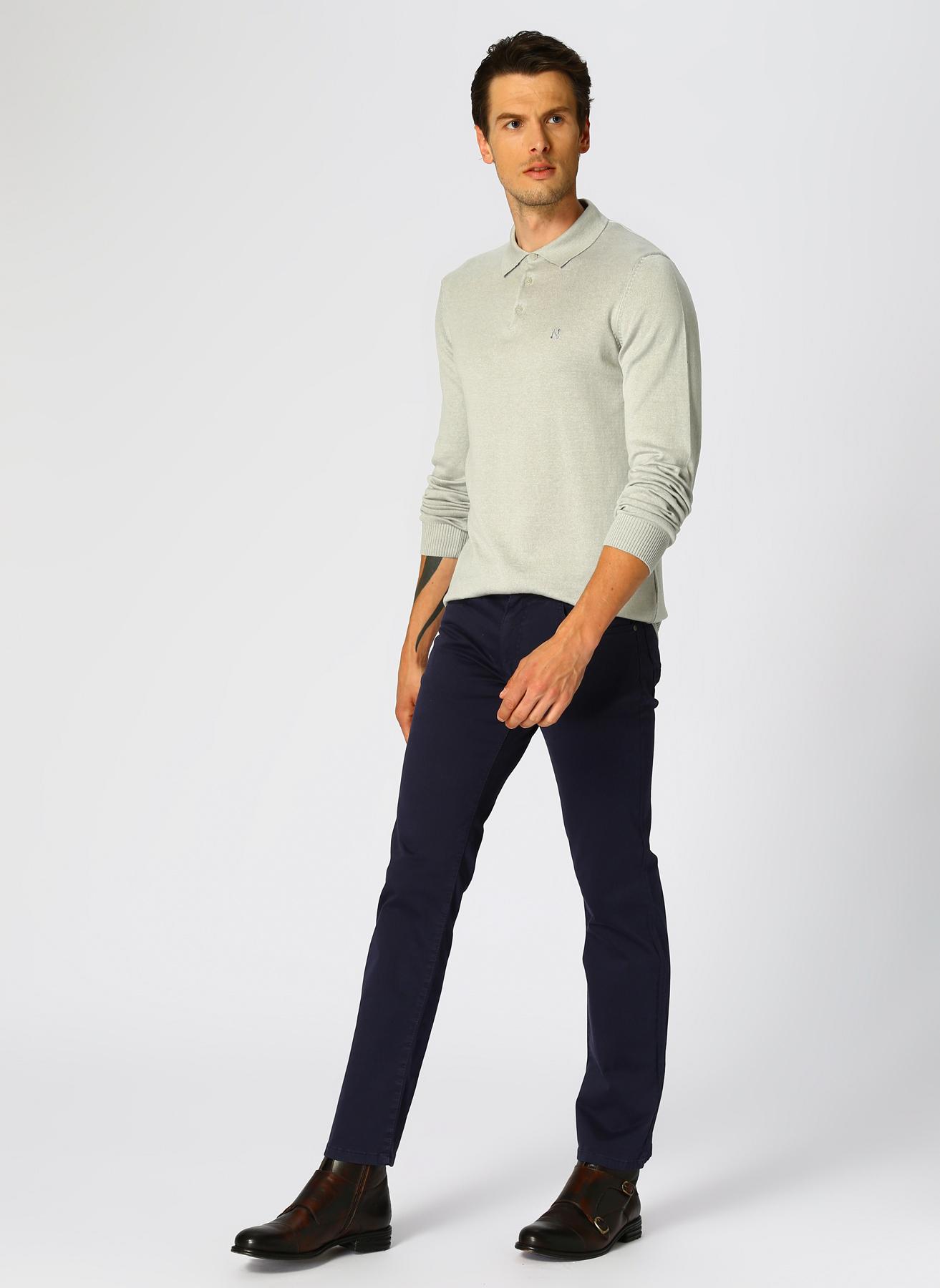 Altınyıldız Classic Casual Lacivert Klasik Pantolon 40-32 5002314209010 Ürün Resmi