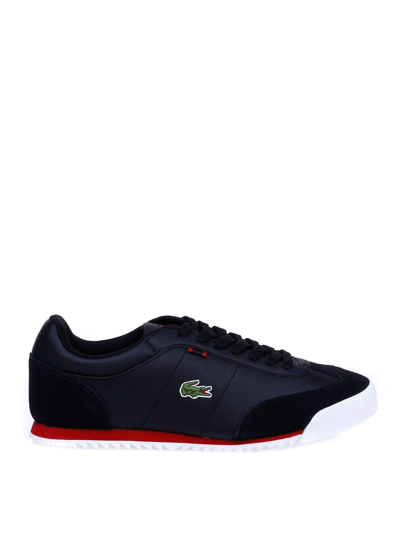 Lacoste Erkek Deri Siyah Lifestyle Ayakkabı 45 5002314214001 Ürün Resmi