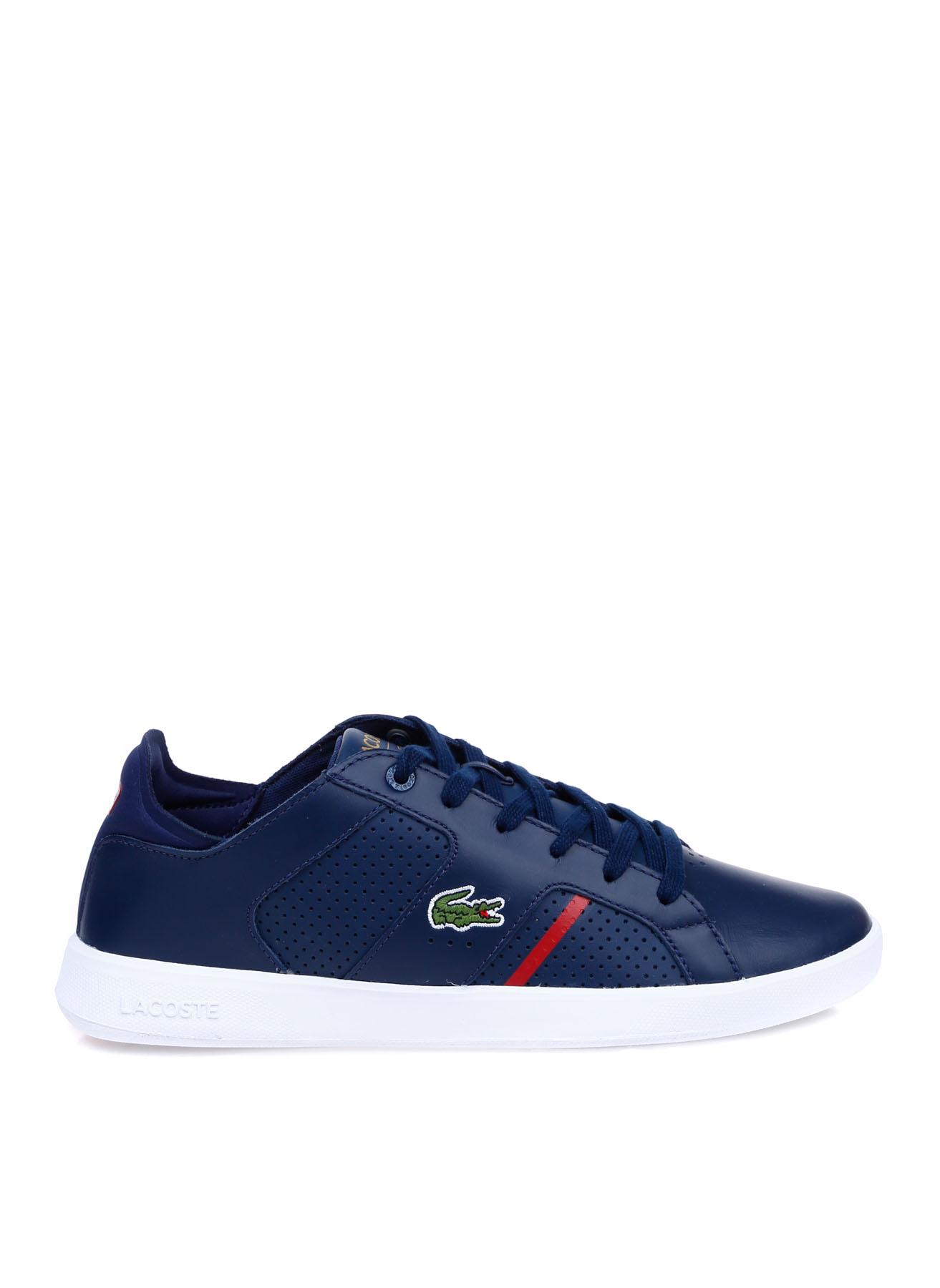 Lacoste Erkek Deri Lacivert Lifestyle Ayakkabı 45 5002314216001 Ürün Resmi