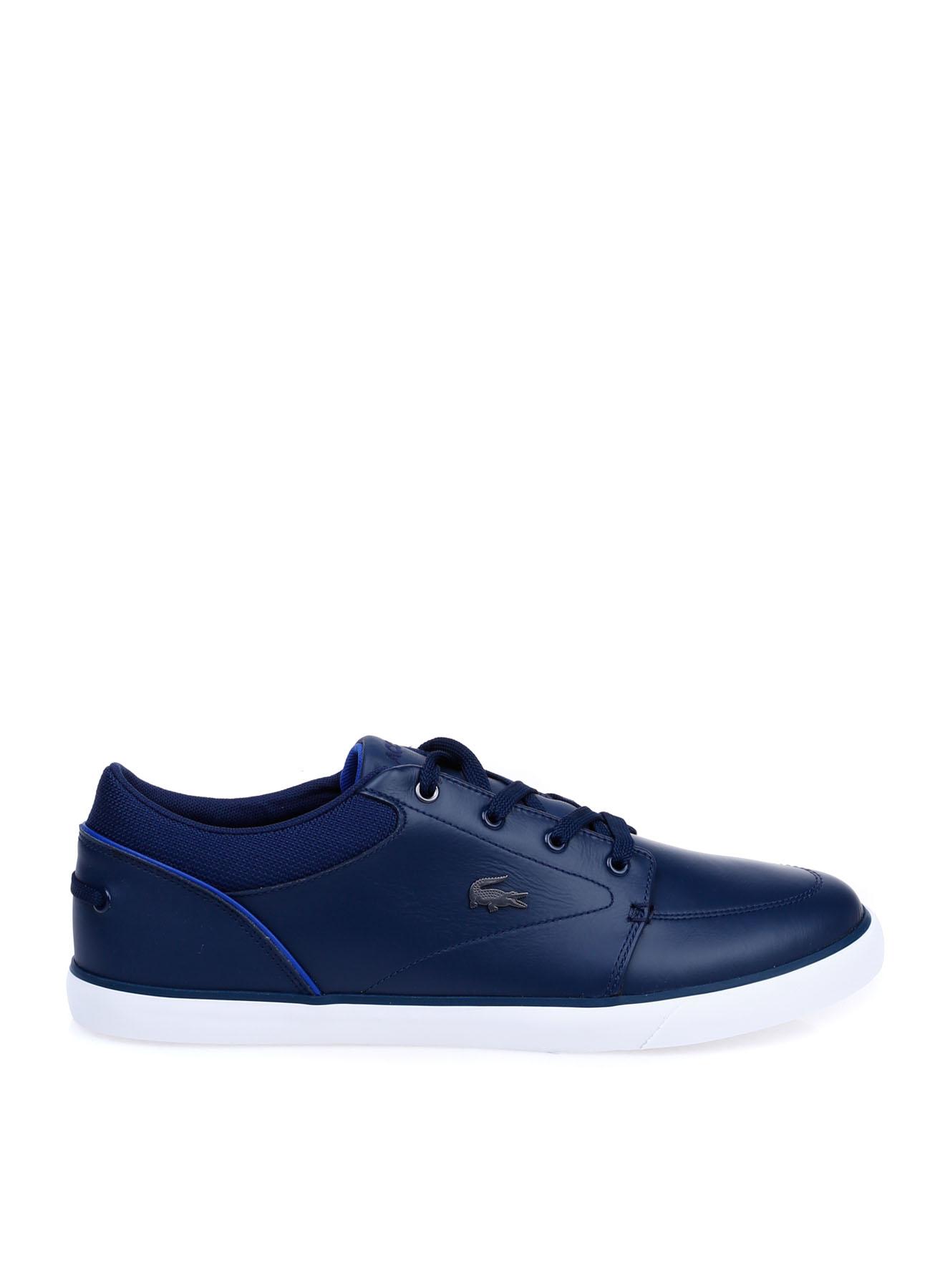 Lacoste Erkek Deri Lacivert Lifestyle Ayakkabı 42 5002314223004 Ürün Resmi