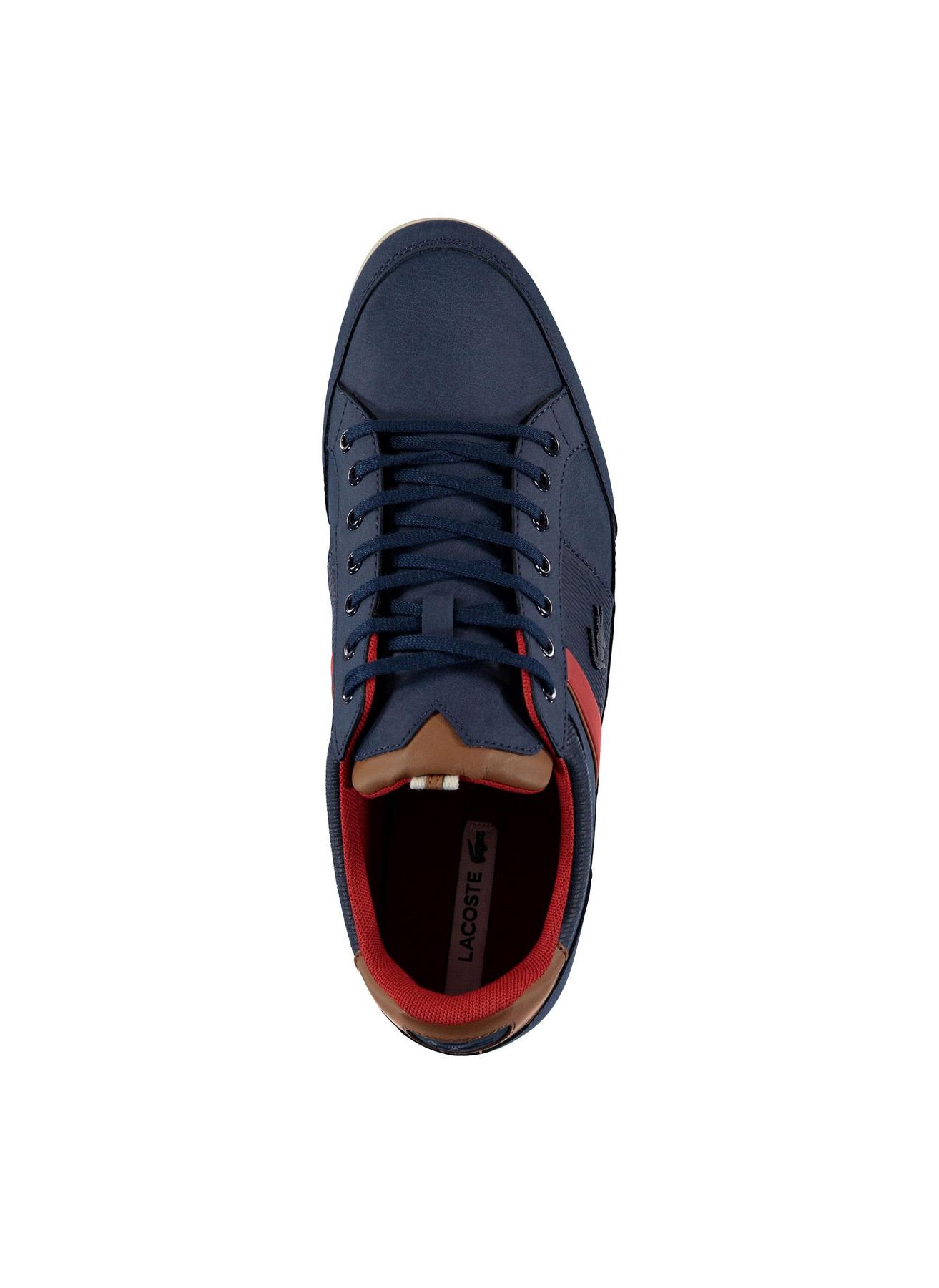 Lacoste Erkek Deri Siyah Lifestyle Ayakkabı 44 5002314224006 Ürün Resmi