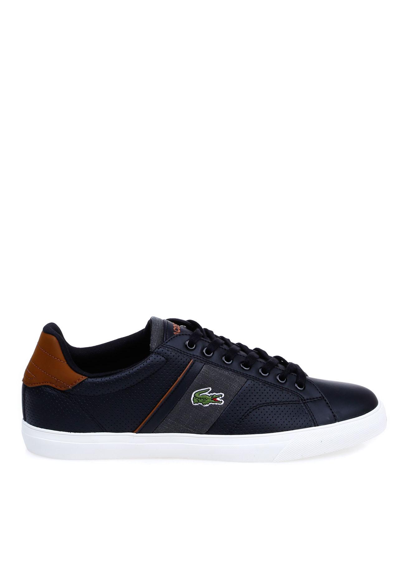 Lacoste Erkek Deri Lacivert Lifestyle Ayakkabı 45 5002314233001 Ürün Resmi