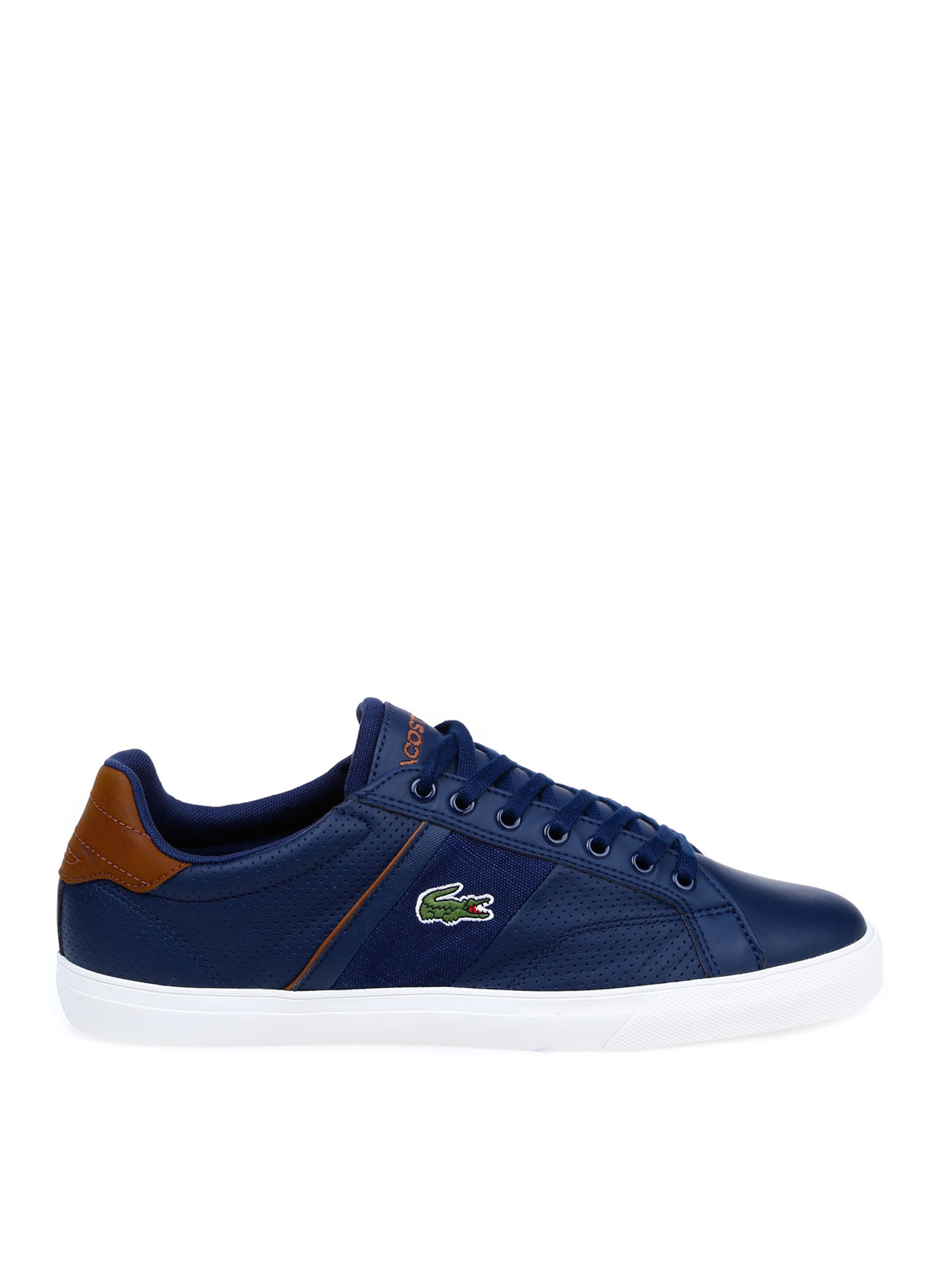 Lacoste Erkek Deri Lacivert Lifestyle Ayakkabı 43 5002314234005 Ürün Resmi