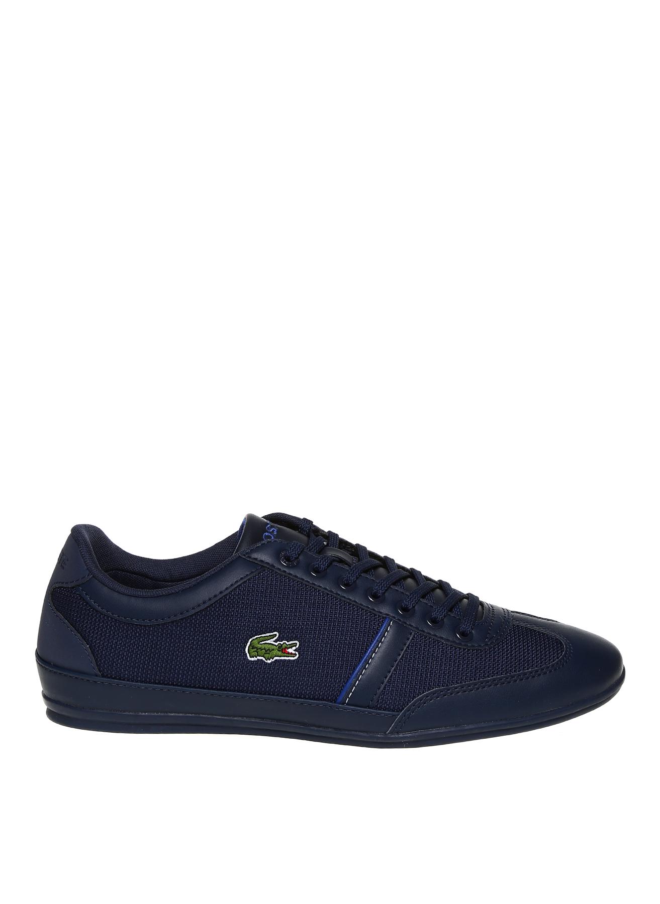 Lacoste Misano Lacivert Lifestyle Ayakkabı 44 5002314246006 Ürün Resmi