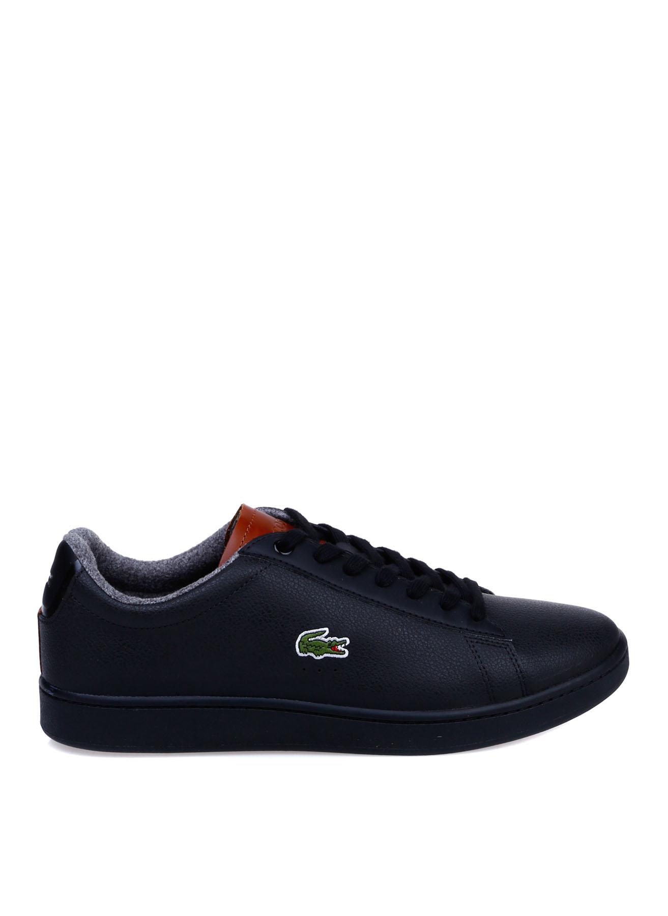 Lacoste Erkek Deri Siyah Lifestyle Ayakkabı 41 5002314247003 Ürün Resmi