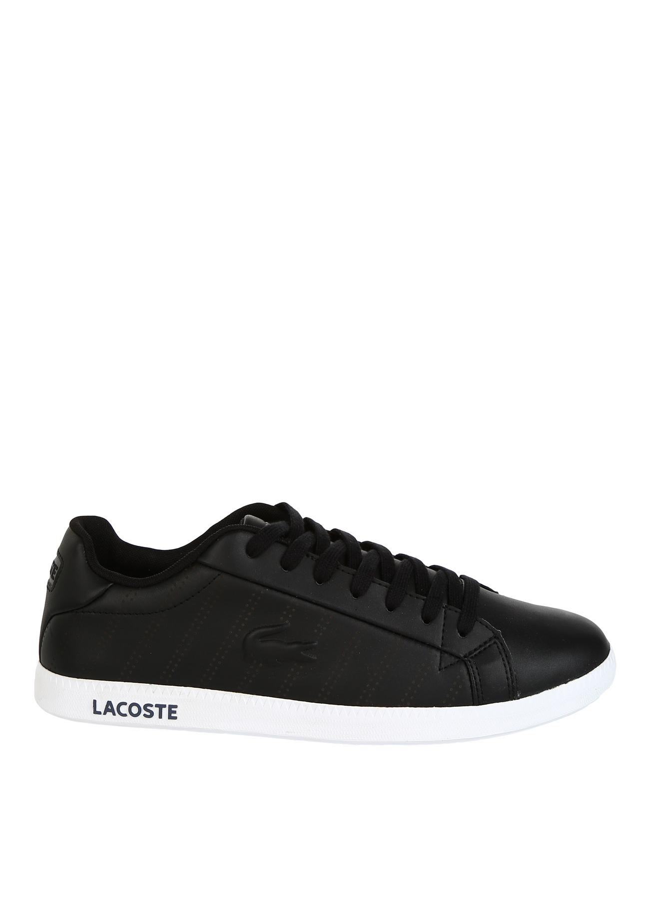 Lacoste Erkek Deri Lacivert Lifestyle Ayakkabı 44 5002314254006 Ürün Resmi