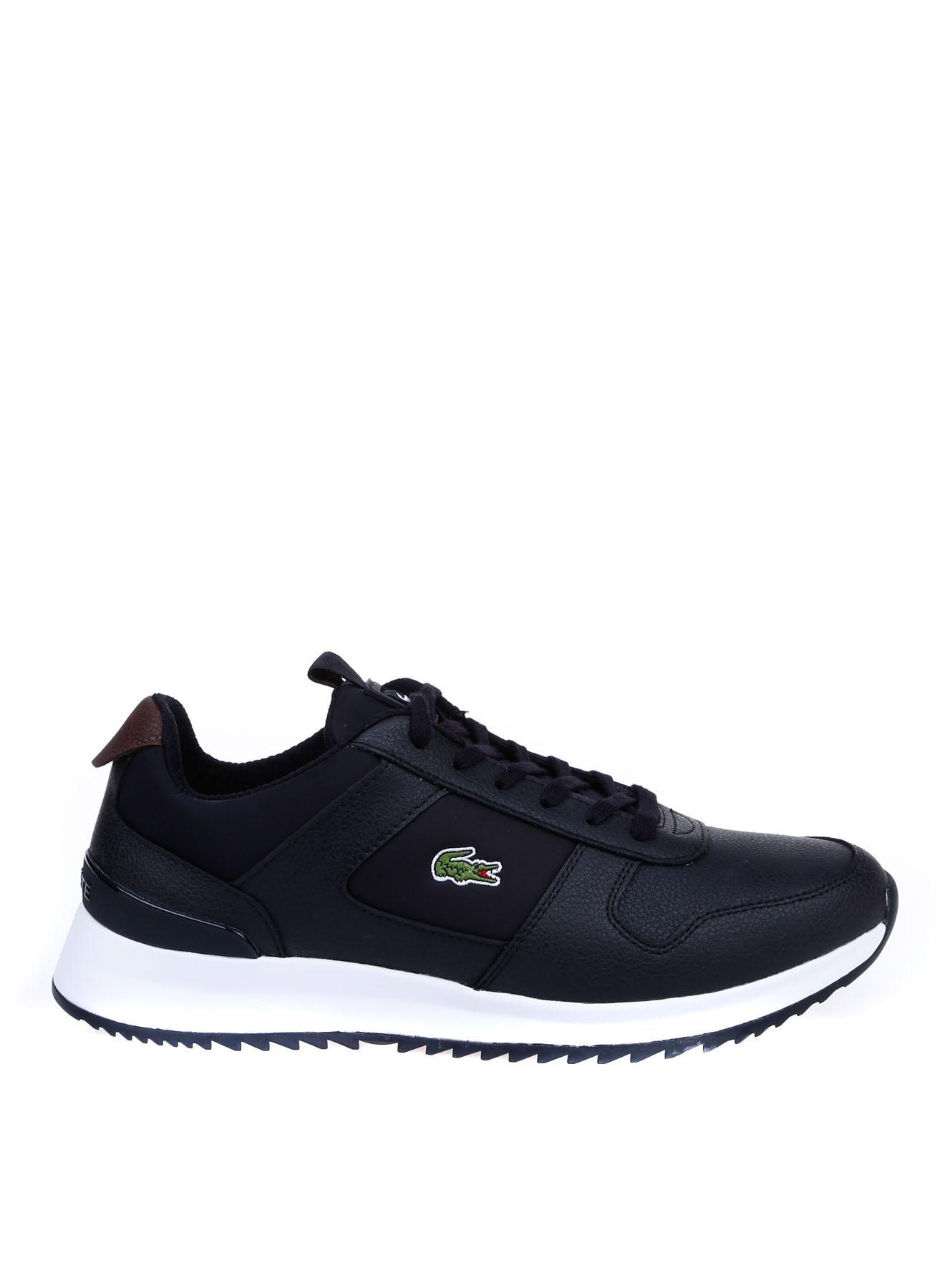 Lacoste Erkek Deri Siyah Lifestyle Ayakkabı 41 5002314255003 Ürün Resmi