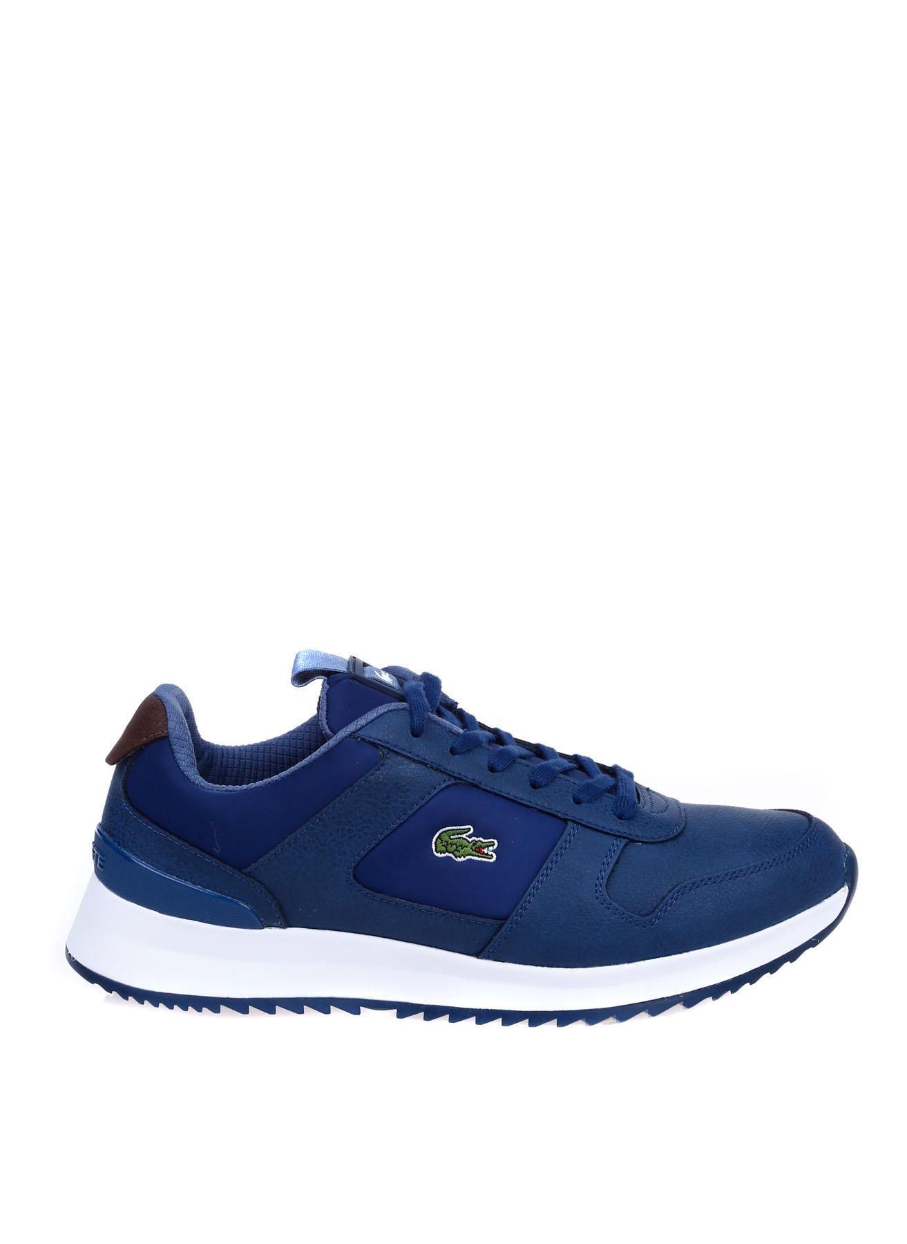 Lacoste Erkek Deri Lacivert Lifestyle Ayakkabı 43 5002314257005 Ürün Resmi