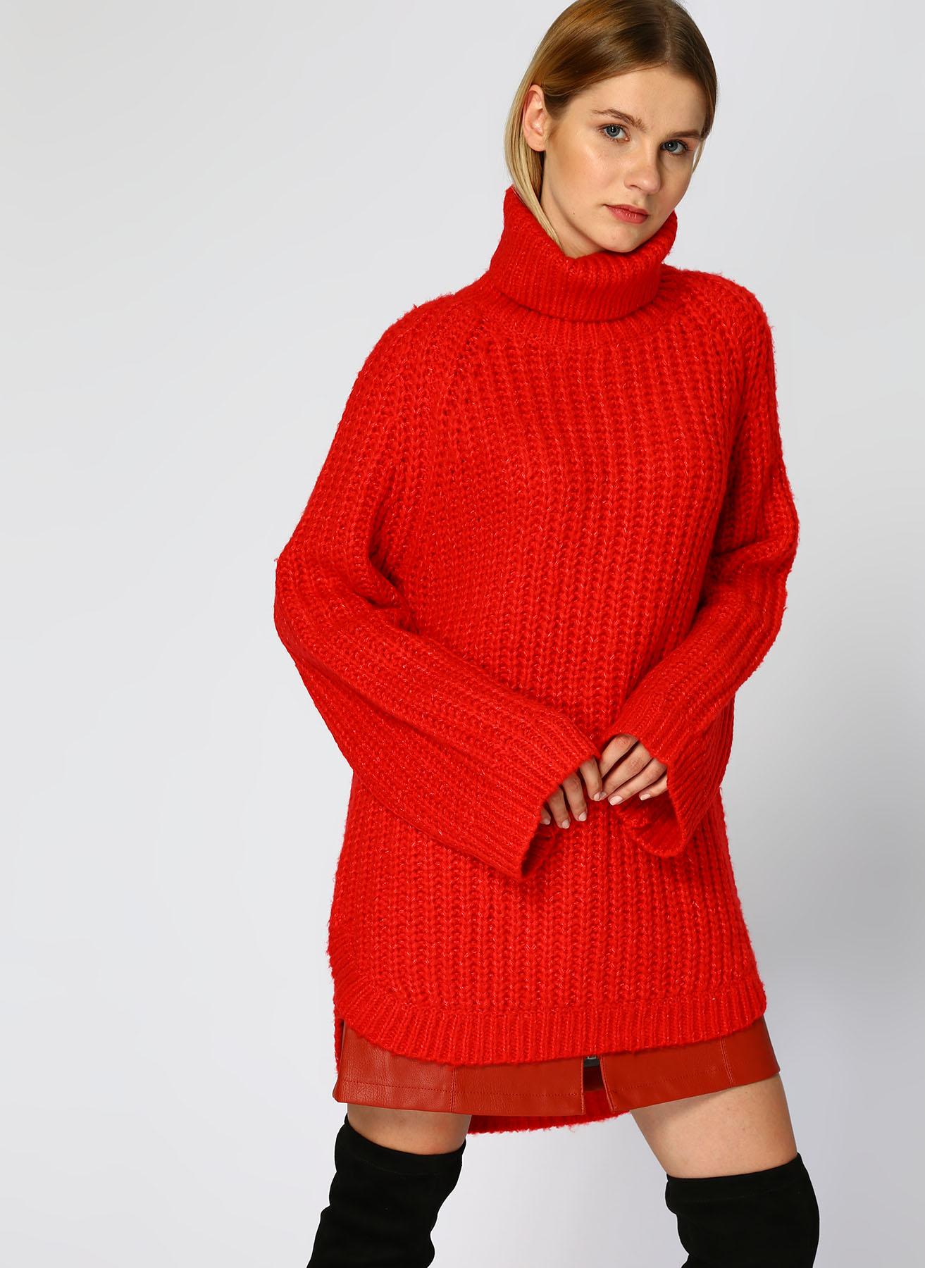 Vero Moda Kırmızı Kazak L 5002320557001 Ürün Resmi