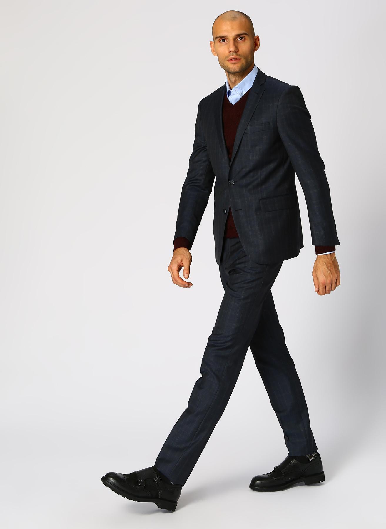Beymen Business Lacivert Takım Elbise 50-6 5002320819003 Ürün Resmi