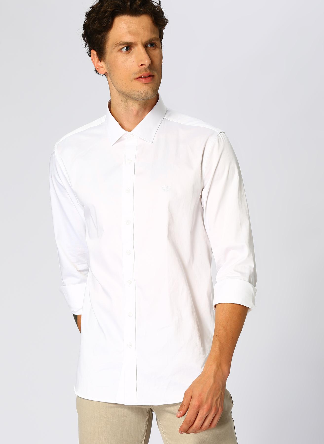 Beymen Business Beyaz Gömlek L 5002320902002 Ürün Resmi