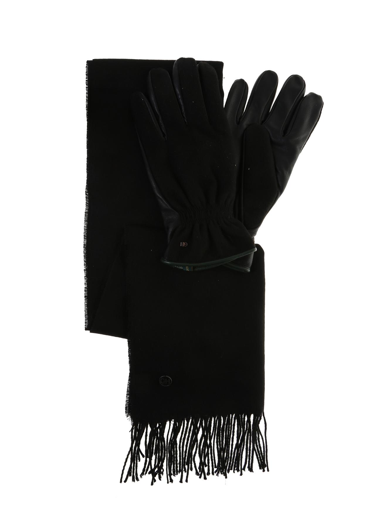 George Hogg Siyah Atkı Bere Eldiven Tk M 5002327128002 Ürün Resmi