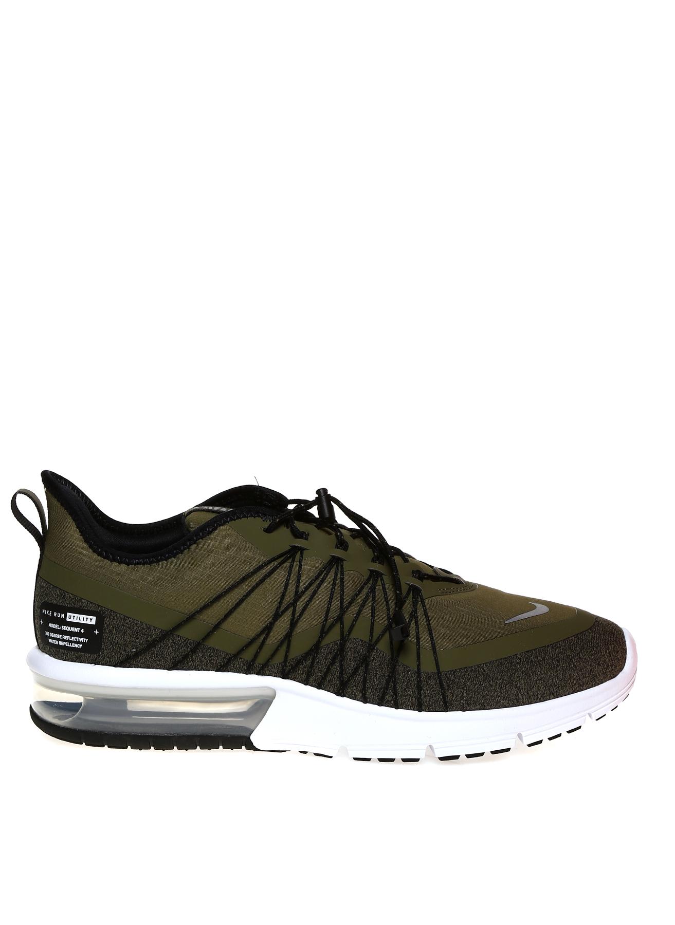 Nike Air Max Sequent 4 Utility Lifestyle Ayakkabı 42.5 5002328978005 Ürün Resmi