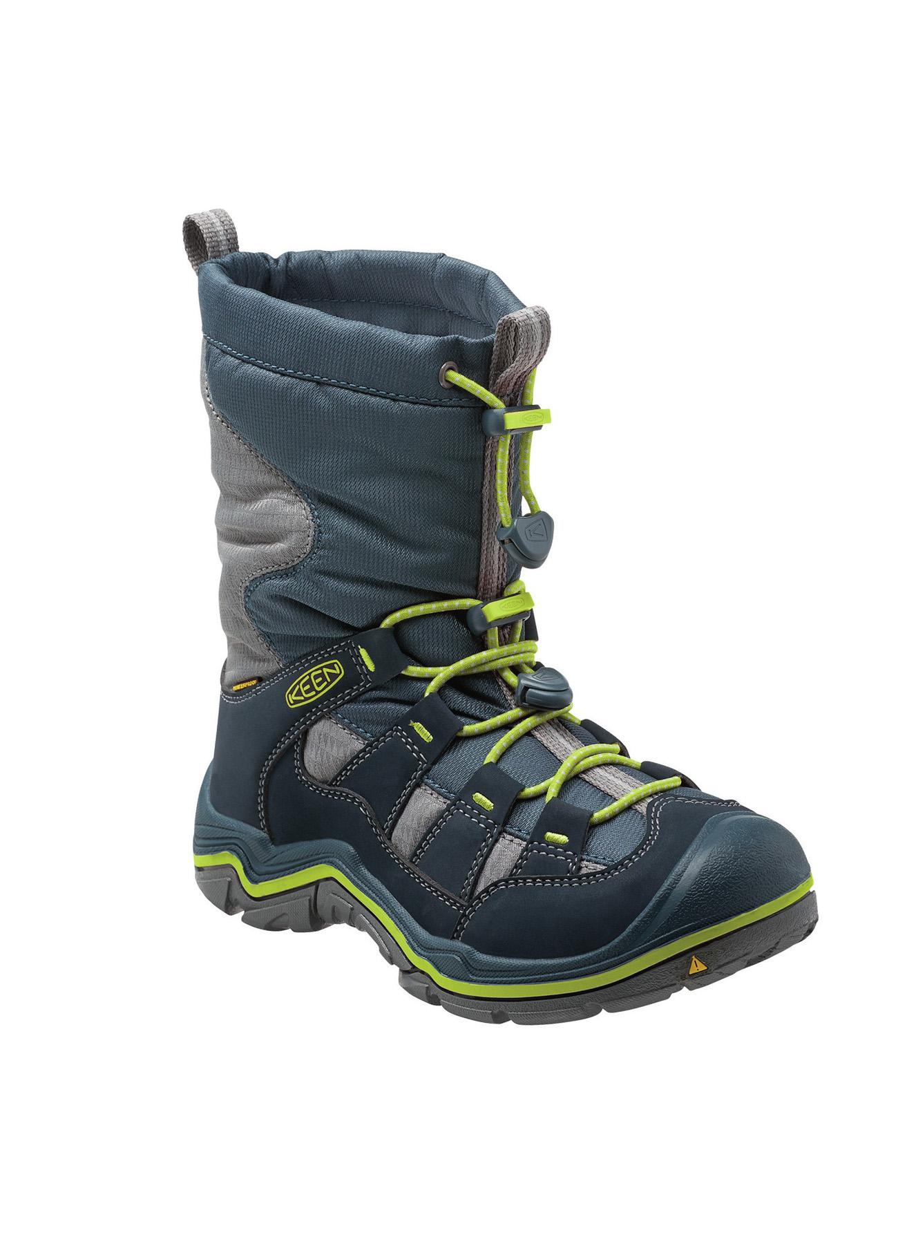 Keen Waterproof Yeşil-Lacivert Çizme 34 5002339948002 Ürün Resmi