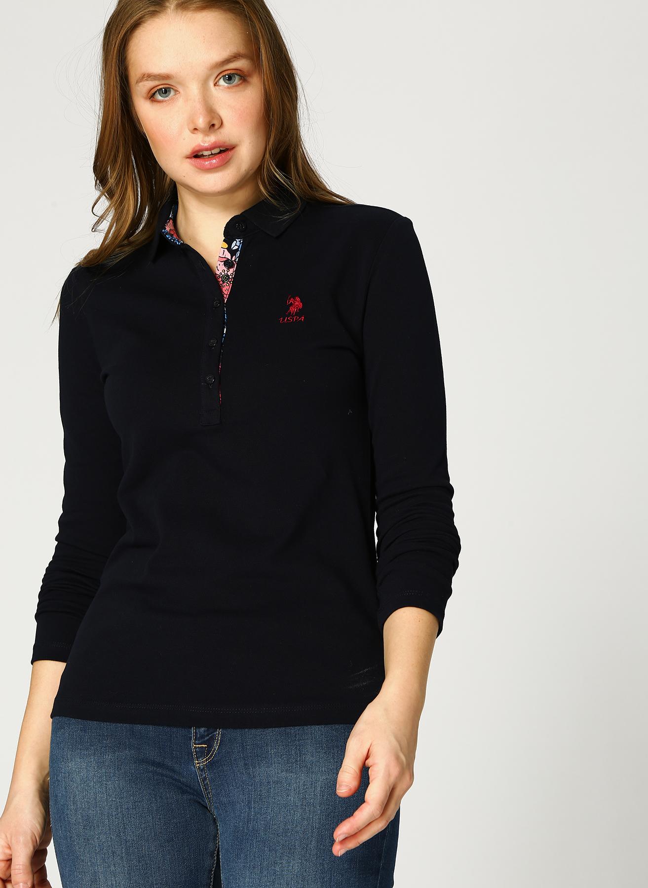U.S. Polo Assn. Sweatshırt S 5002340443001 Ürün Resmi