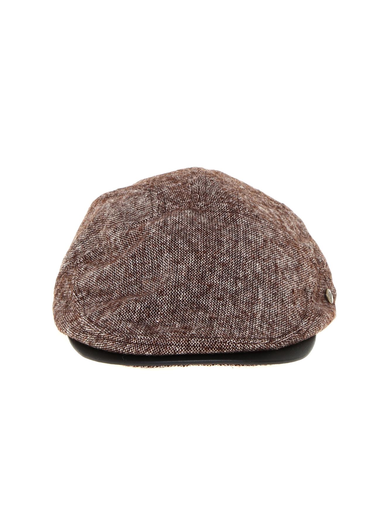 Bay Şapkaci Terekli Kahverengi Şapka 5002347424001 Ürün Resmi