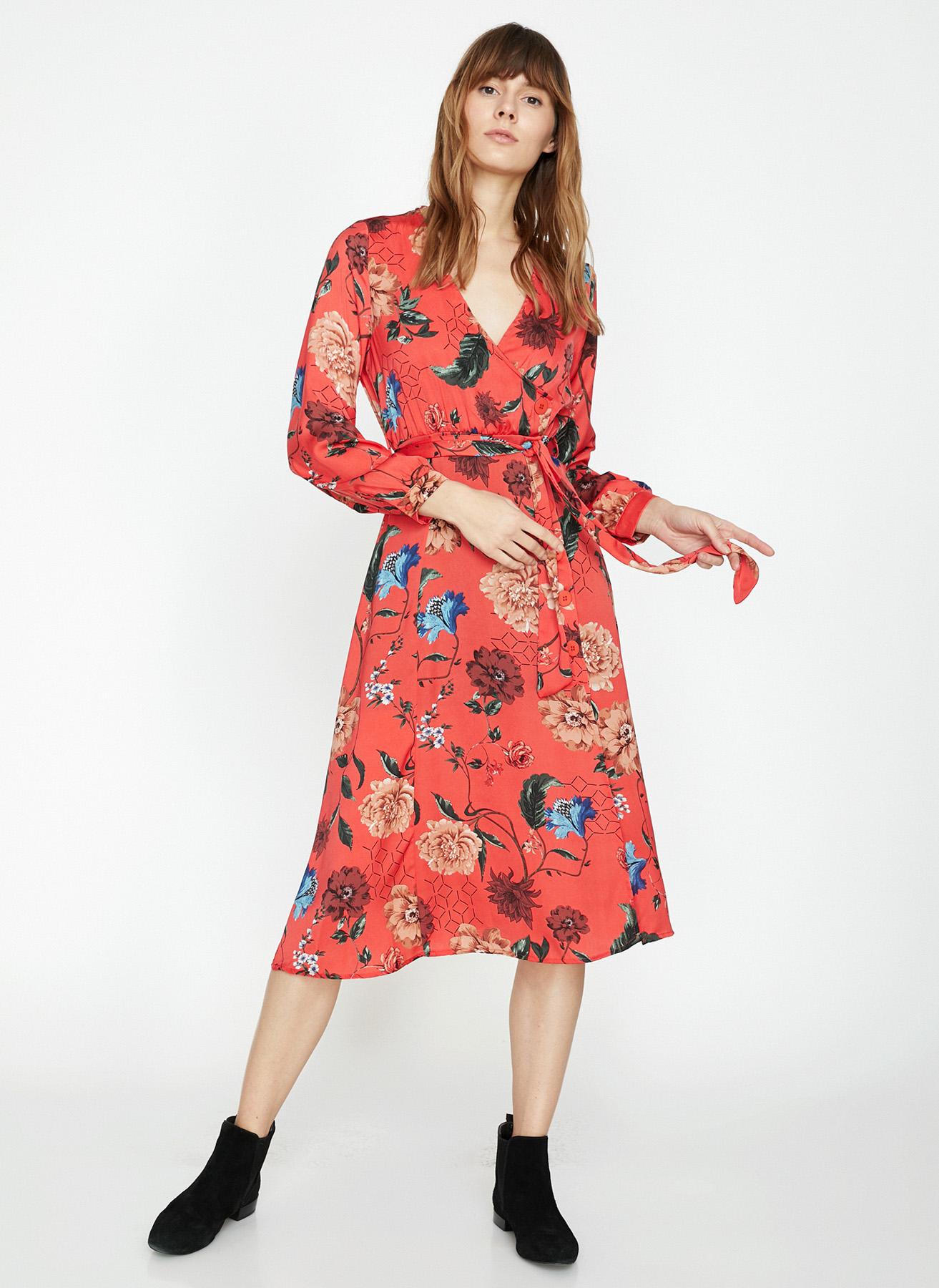Koton Elbise 36 5002350005002 Ürün Resmi