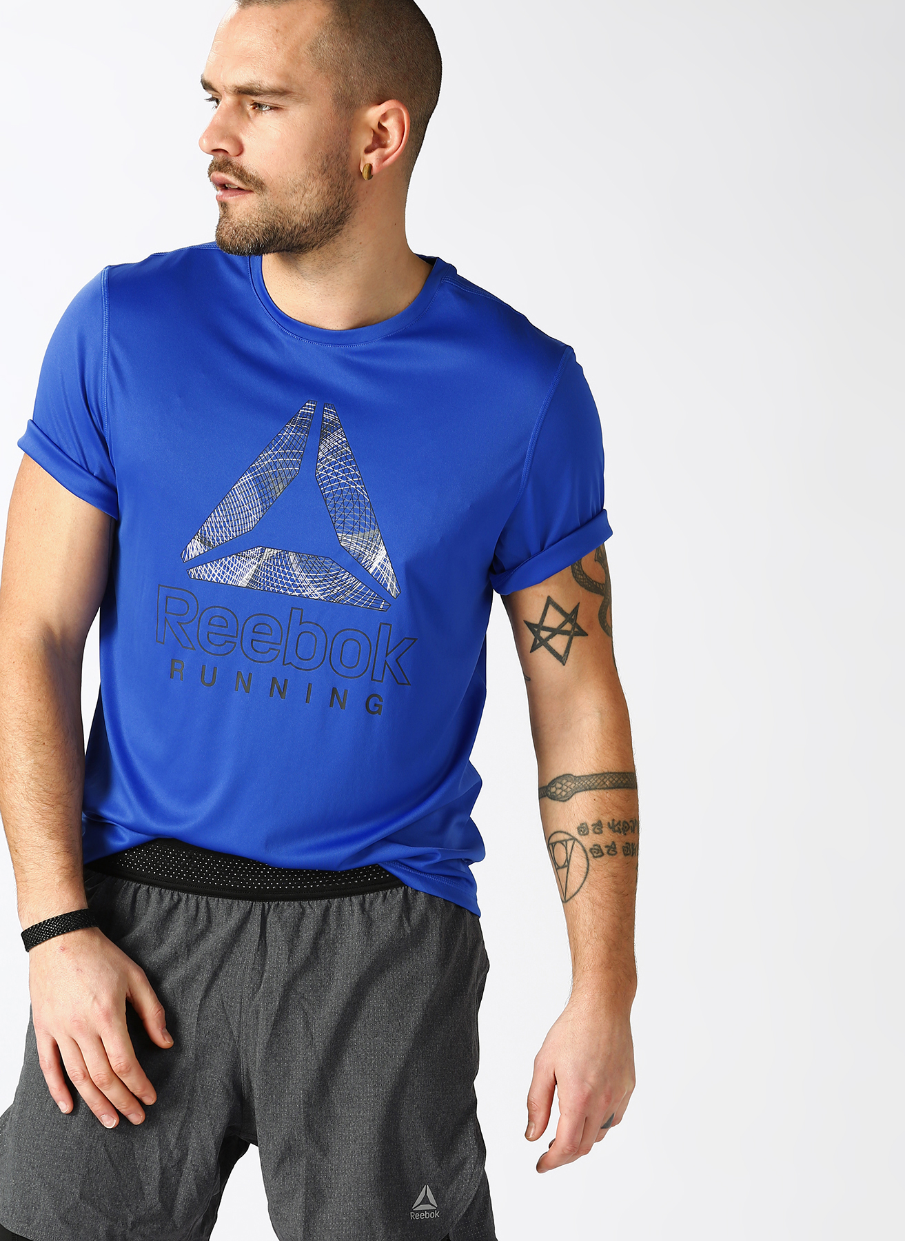 Reebok Running Essentials Graphic T-Shirt L 5002359844001 Ürün Resmi