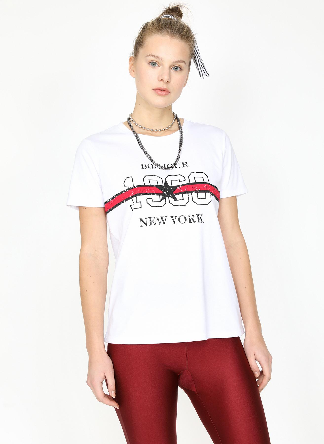 Koton T-Shirt M 5002368708002 Ürün Resmi
