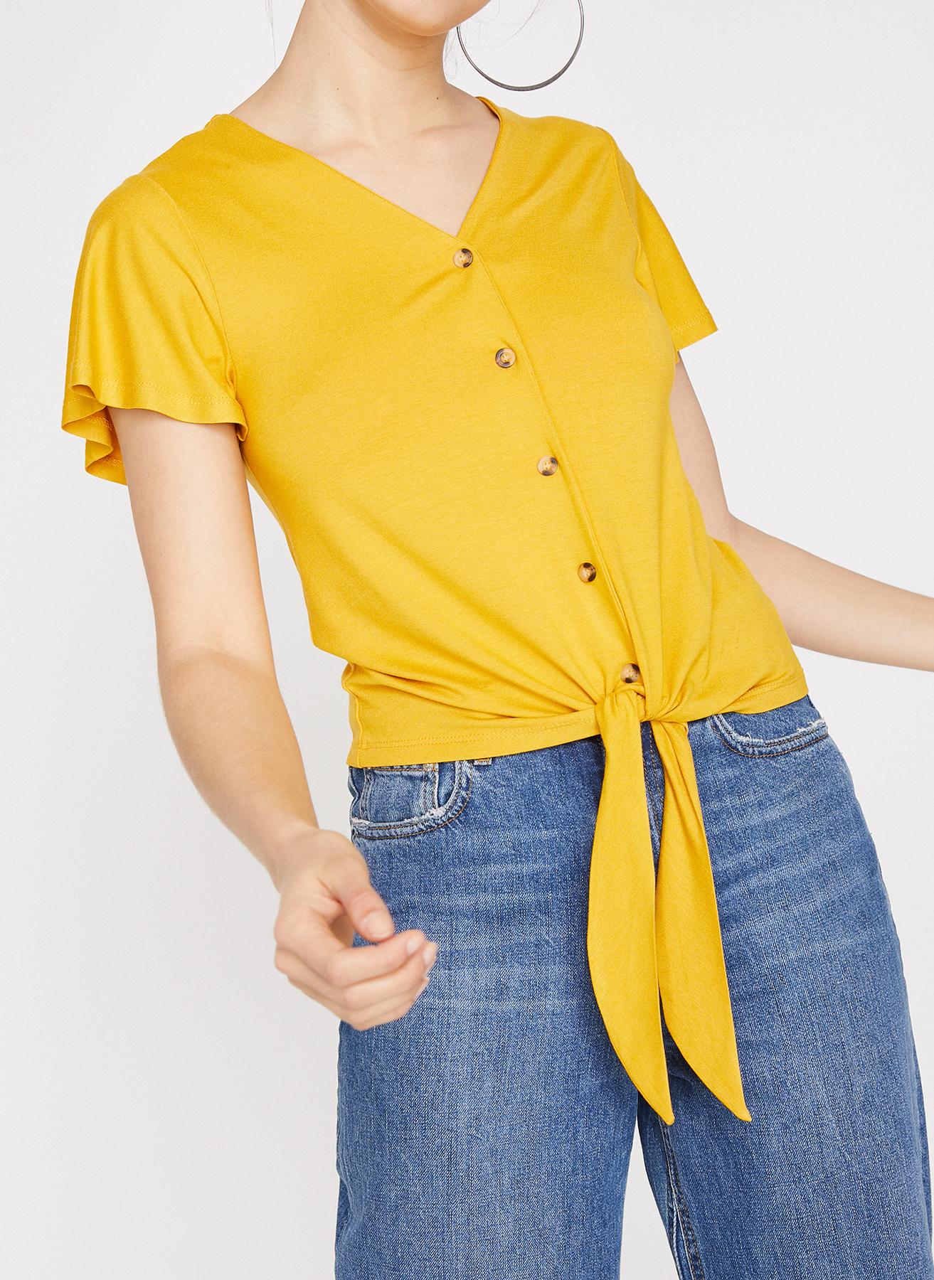 Koton T-Shirt L 5002369754001 Ürün Resmi
